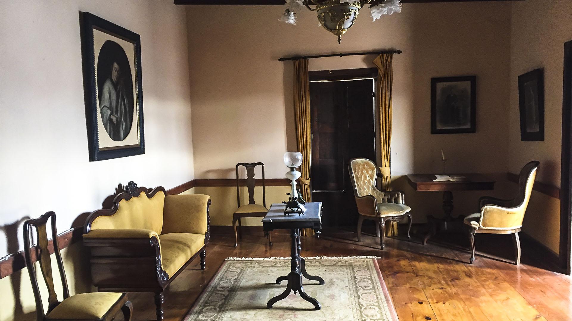 Sehenswürdigkeiten Fuerteventuras: Ampuyenta – Die Häuser Dr. Menas