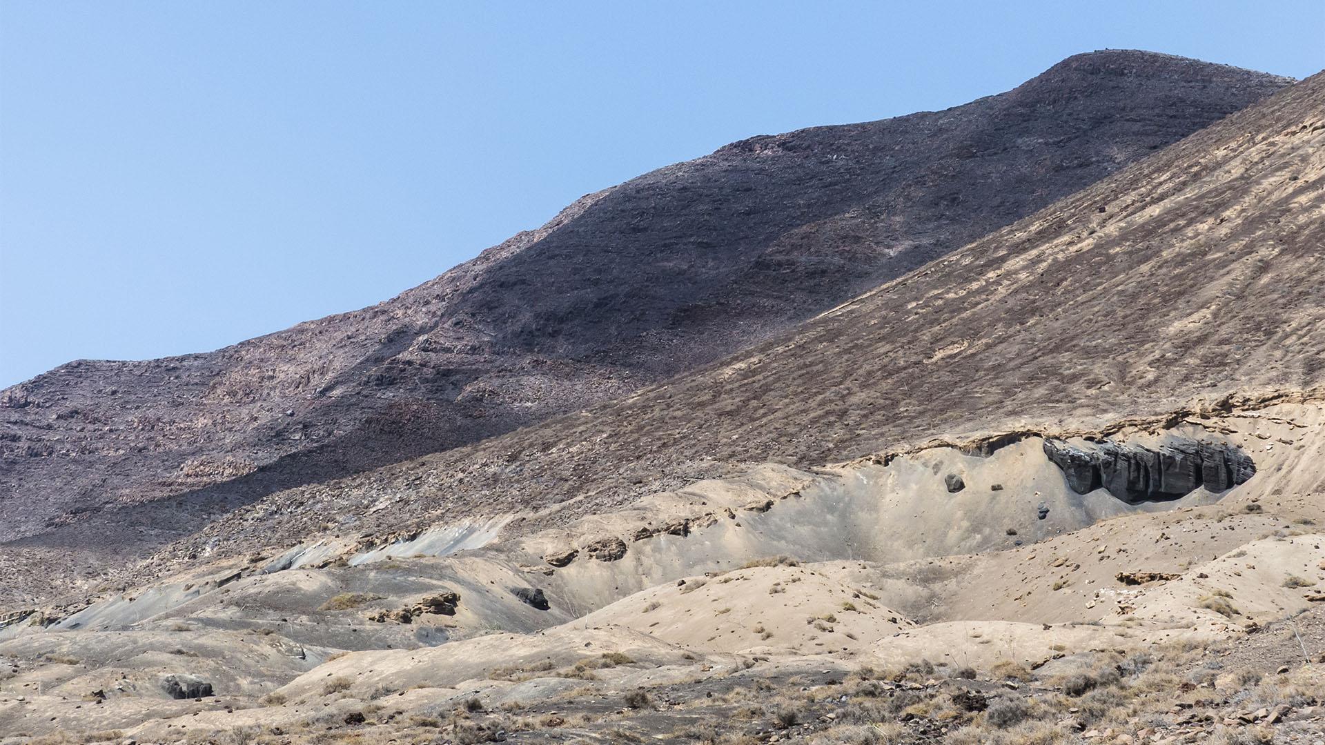 Sehenswürdigkeiten Fuerteventuras: Tiscamanita – Los Cuchillos de Vigan