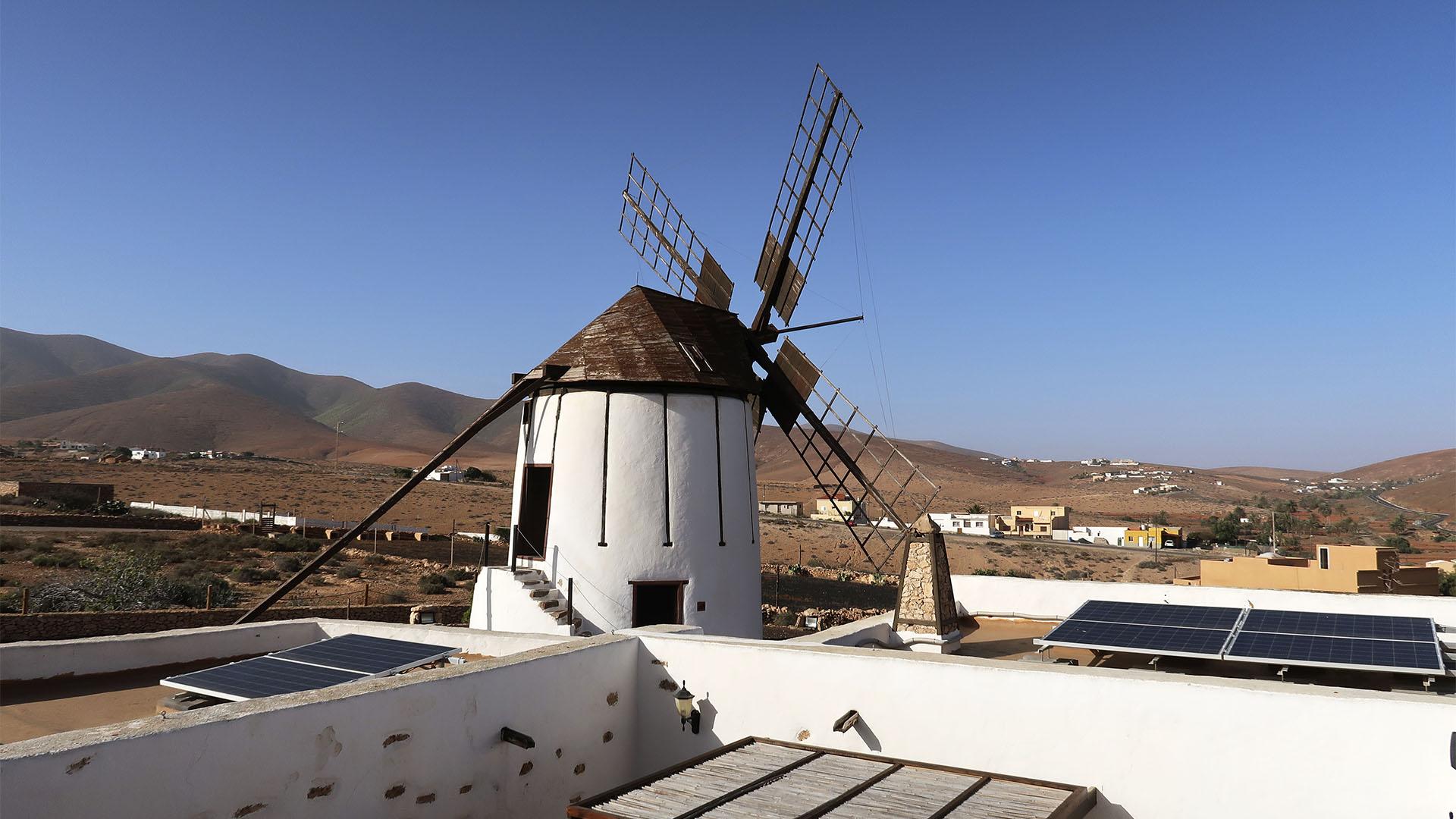 Los Molinos Mühlenmuseum Tiscamanita Fuerteventura –Los Molinos Centro de Interpretación.