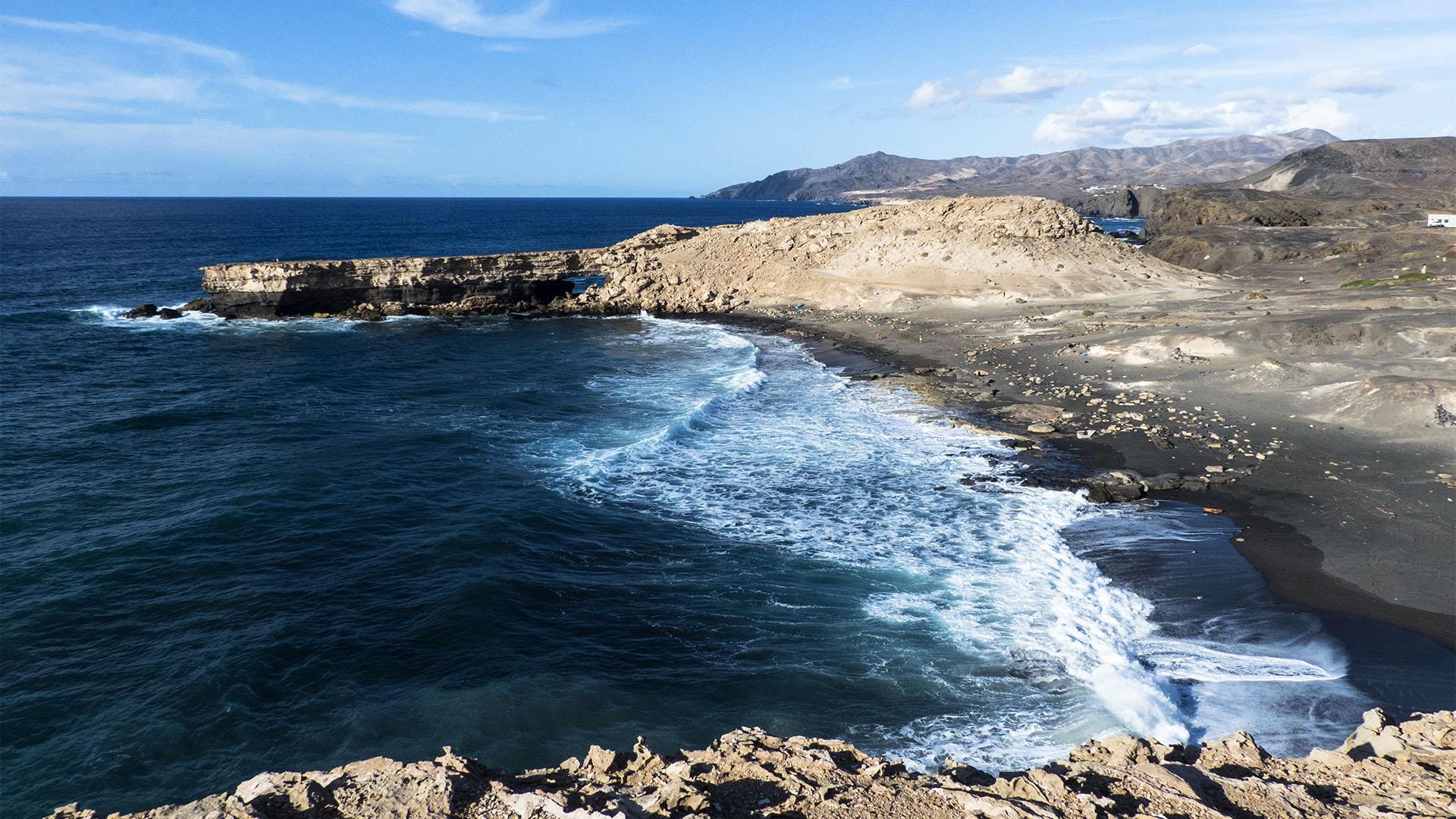Sehenswürdigkeiten Fuerteventuras: La Pared – Punta de Guadelupe