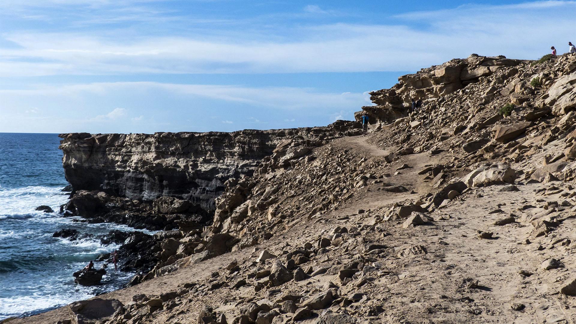 Sehenswürdigkeiten Fuerteventuras: La Pared – Punta de Guadalupe