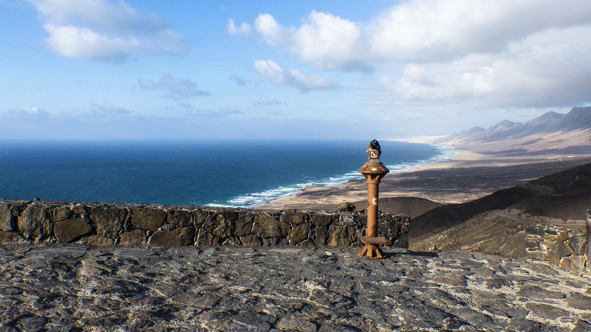 Sehenswürdigkeiten Fuerteventuras: Jandía – Degollada de Agua Oveja