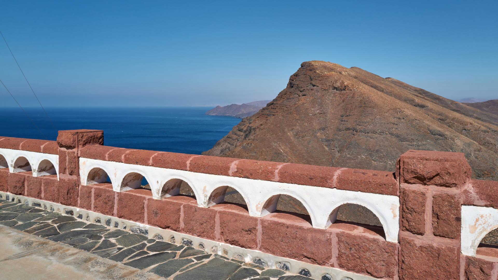 Leuchtturm Faro de la Entellada Fuerteventura.