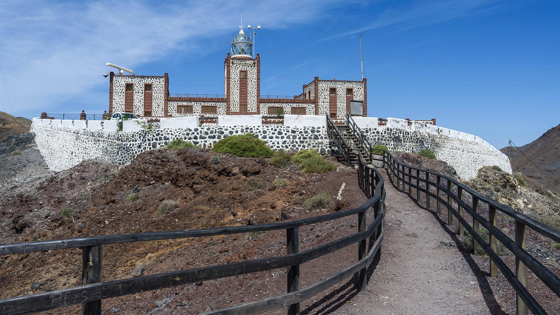 Sehenswürdigkeiten Fuerteventuras: Gran Tarajal – Faro de La Entallada