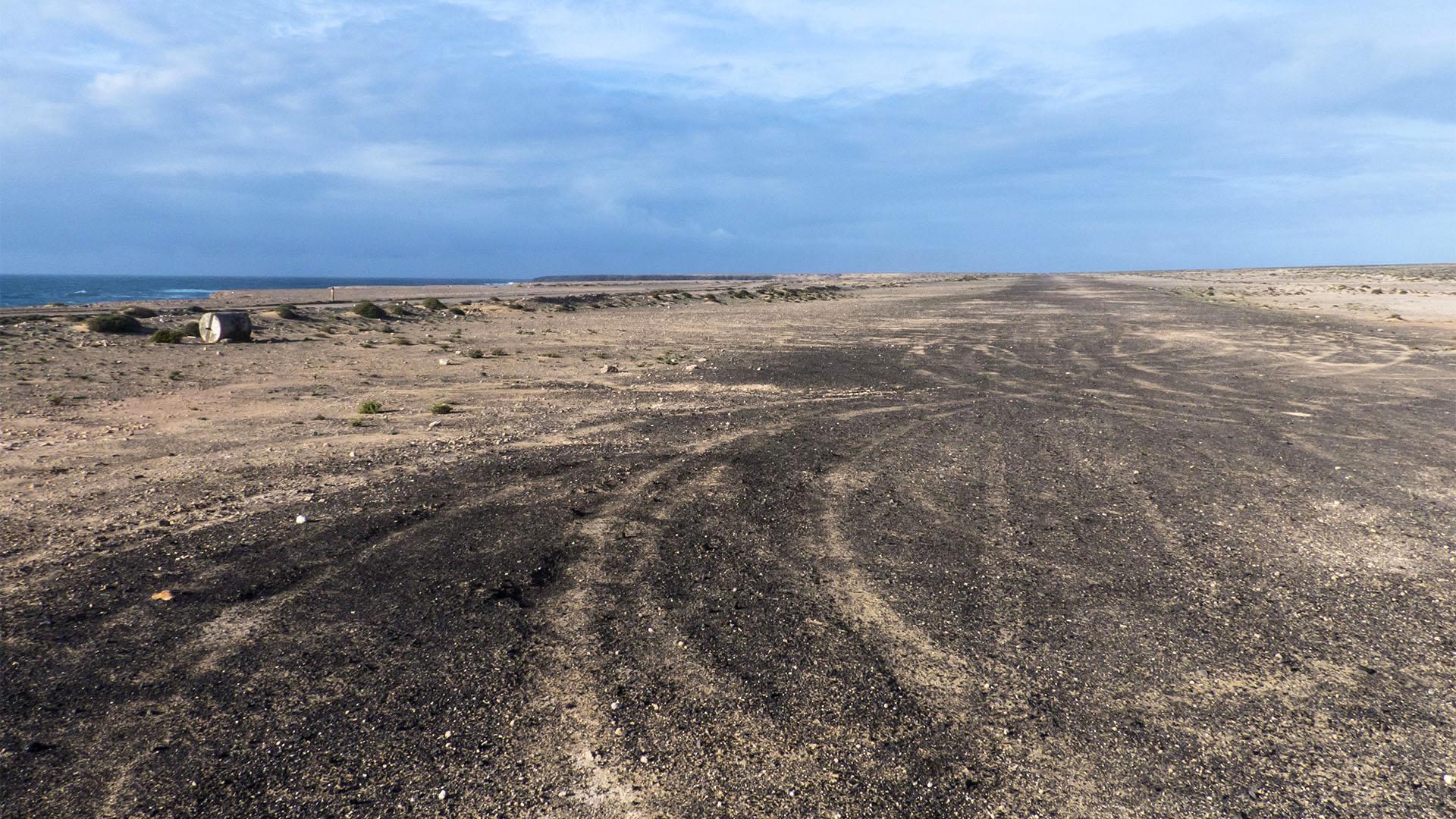 Sehenswürdigkeiten Fuerteventuras: Jandía – Aaerodromo