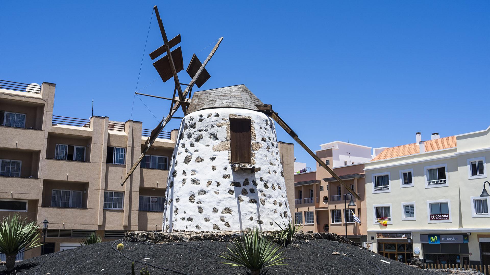 Die Windmühlen von Corralejo Fuerteventura: Molino Domingo Estévez Rosdríguez