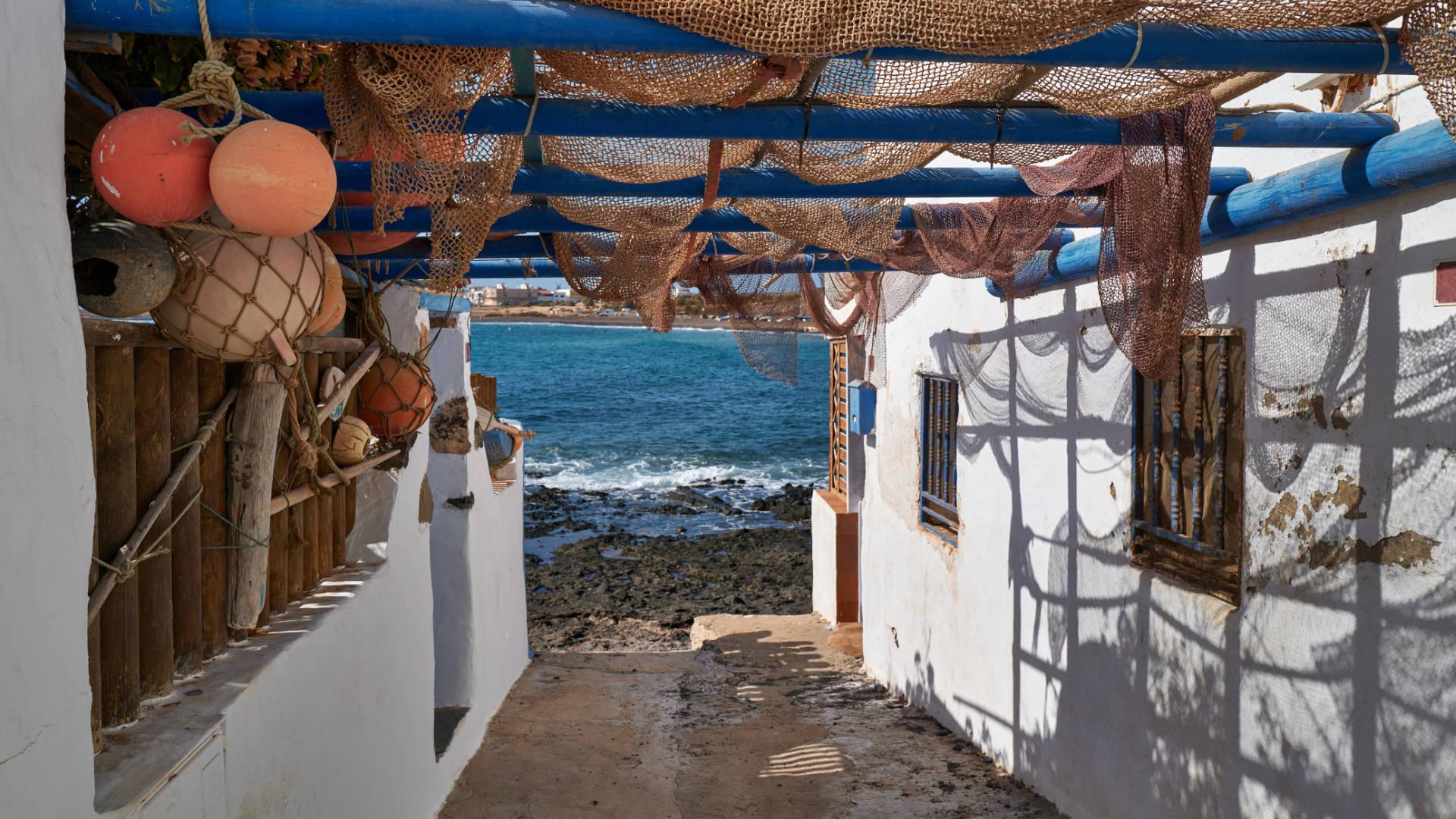 Puerto Lajas Fuerteventura.