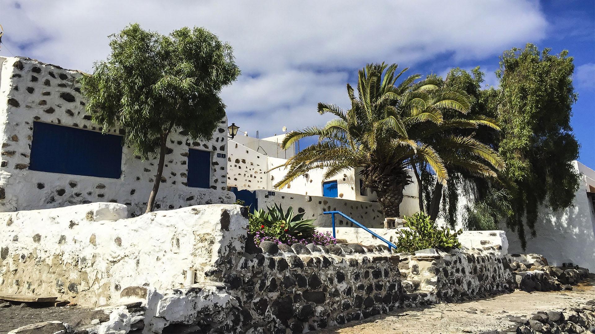 Städte und Ortschaften Fuerteventuras: Puerto Lajas