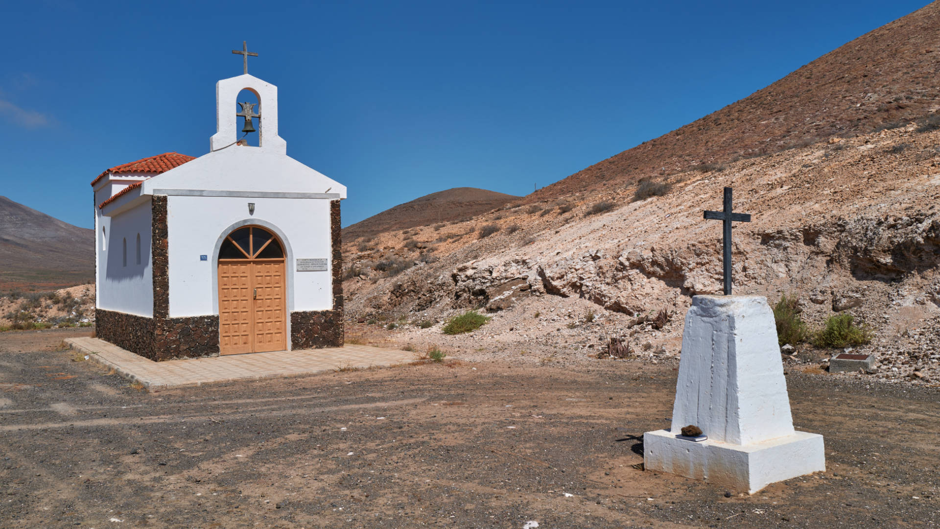 Ermita San Andrés Valle de Tetir Fuerteventura.