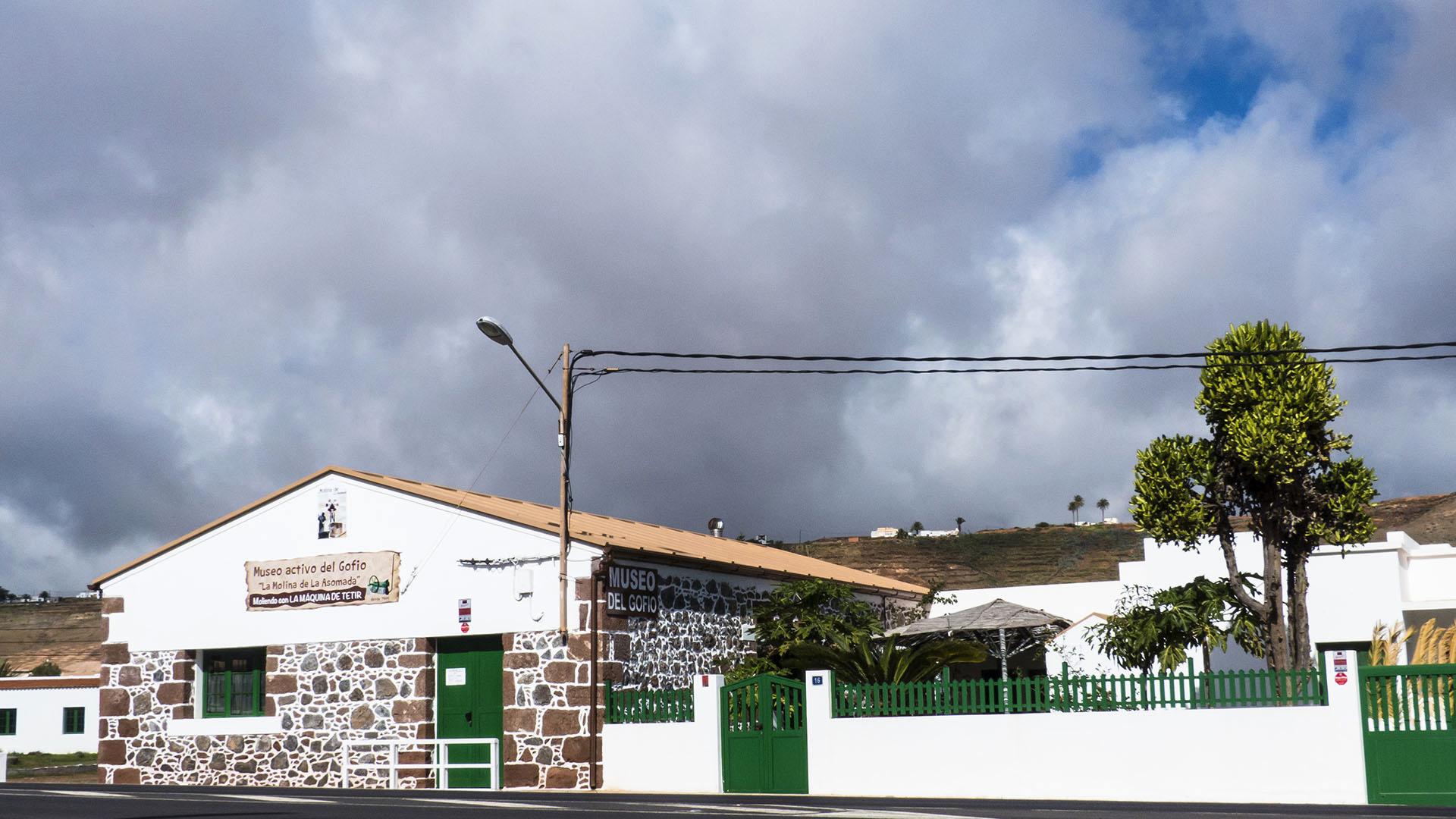 Der Ort Tetir auf Fuerteventura.