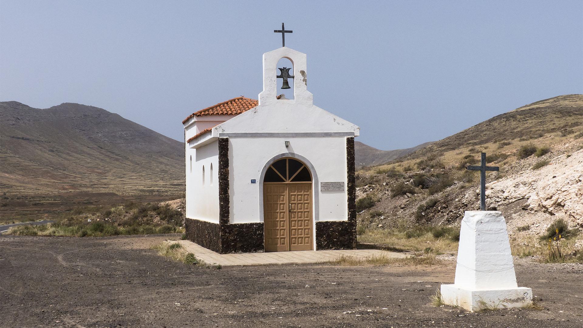 Städte und Ortschaften Fuerteventuras: Tetir