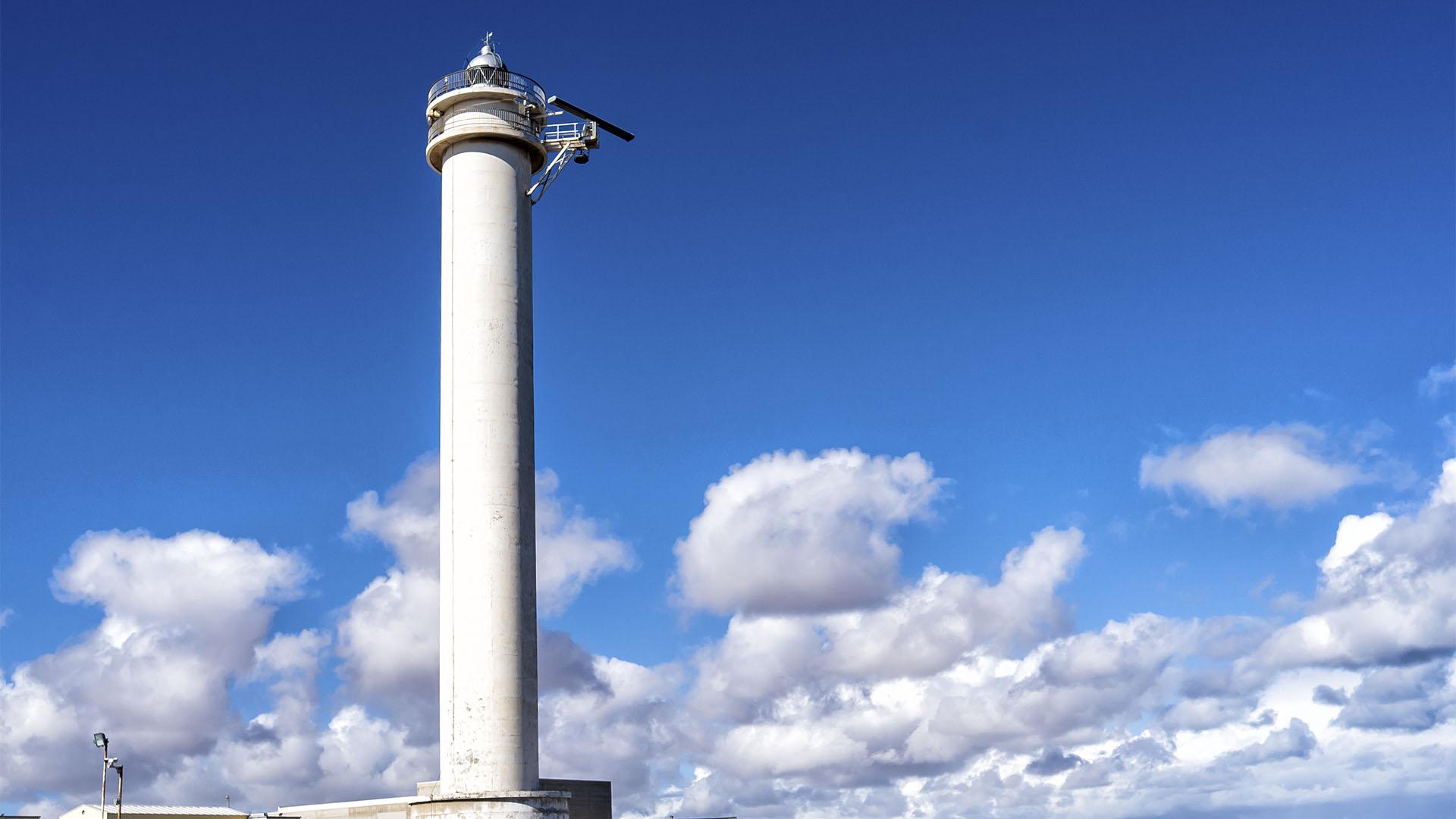Leuchtturm Puerto del Rosario Fuerteventura.
