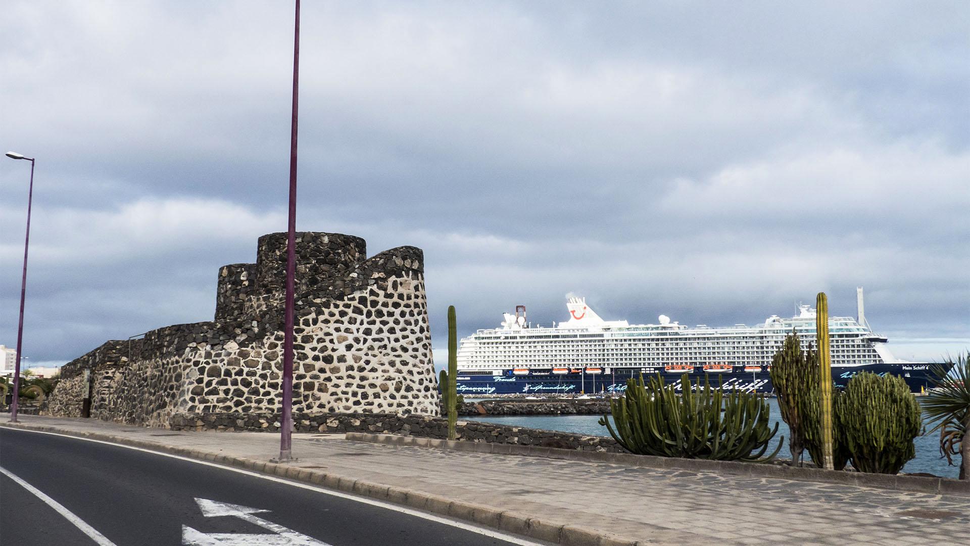 Städte und Ortschaften Fuerteventuras: Puerto del Rosario