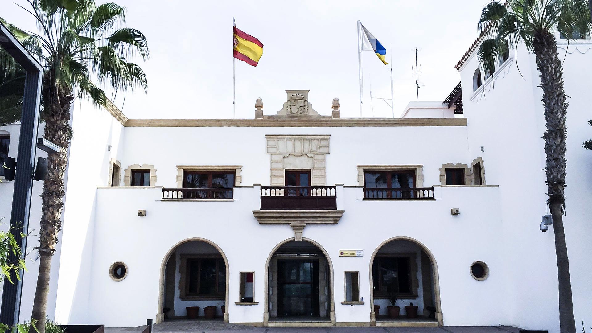 Puerto del Rosario Fuerteventura – Delegación del Gobierno En Fuerteventura.