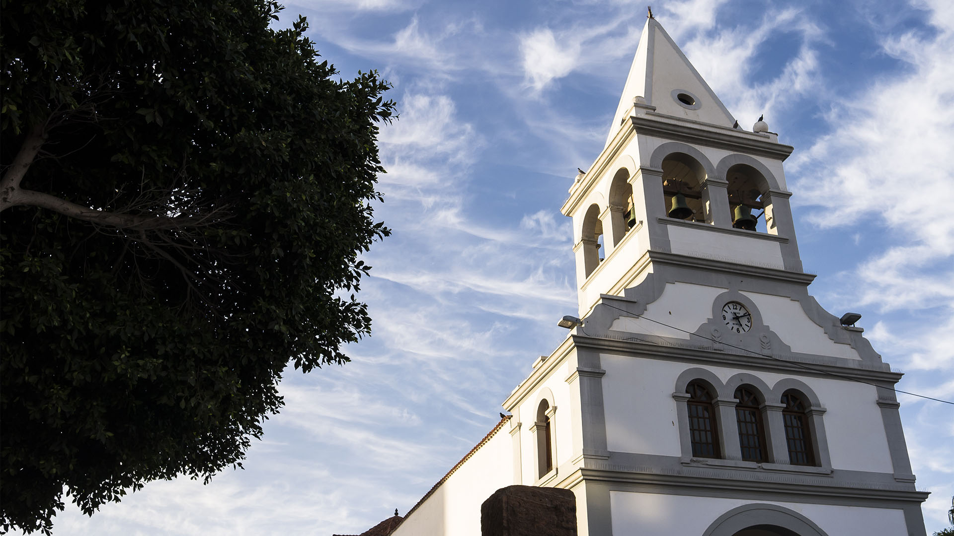 Kirche Puerto del Rosario Fuerteventura –Parroquia de Nuestra Señora del Rosario.