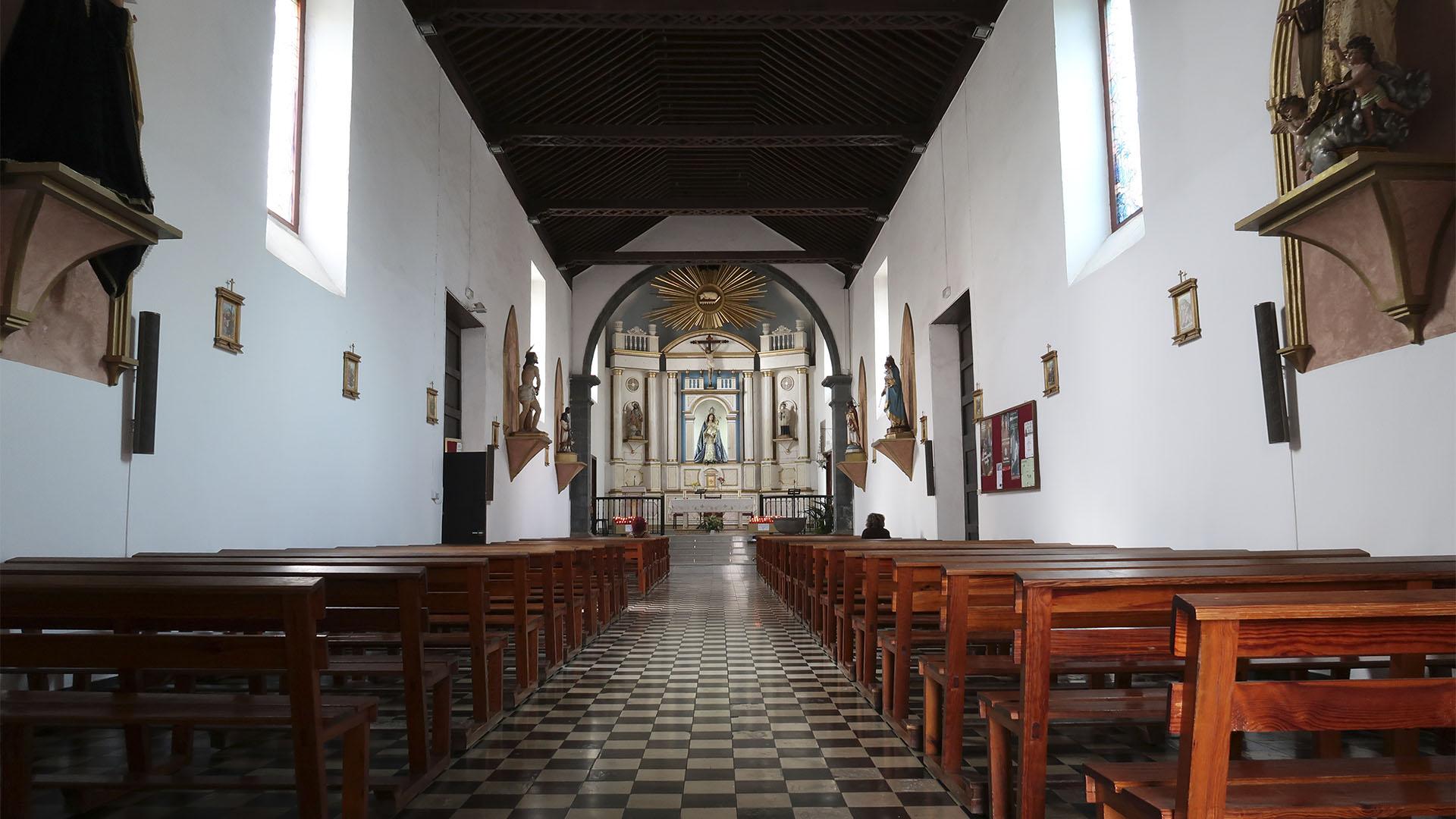 Parroquia de Nuestra Señora del Rosario –Puerto del Rosario Fuerteventura.
