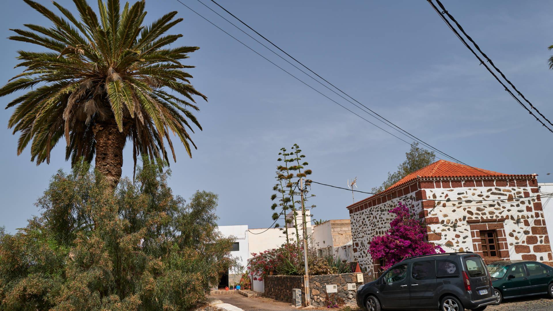 Der Ort Casillas del Ángel Fuerteventura.