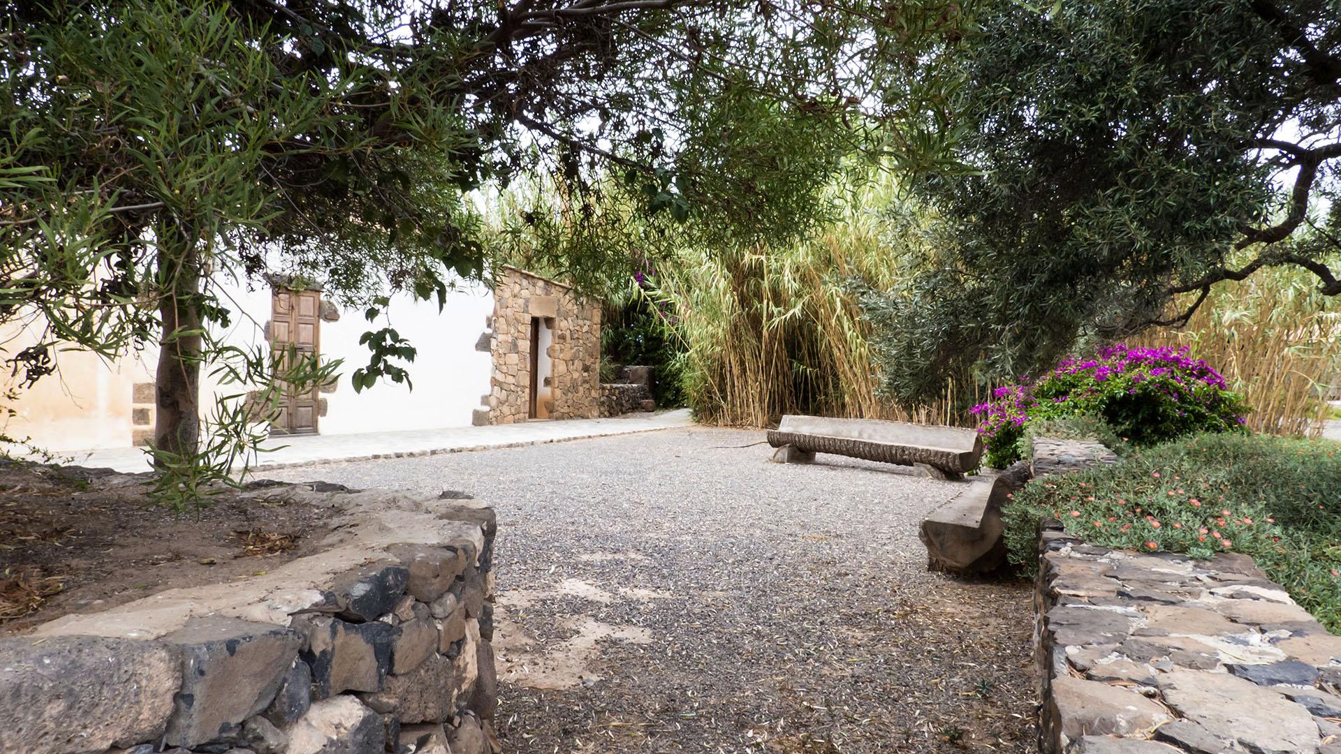 Städte und Ortschaften Fuerteventuras: Casillas del Angel
