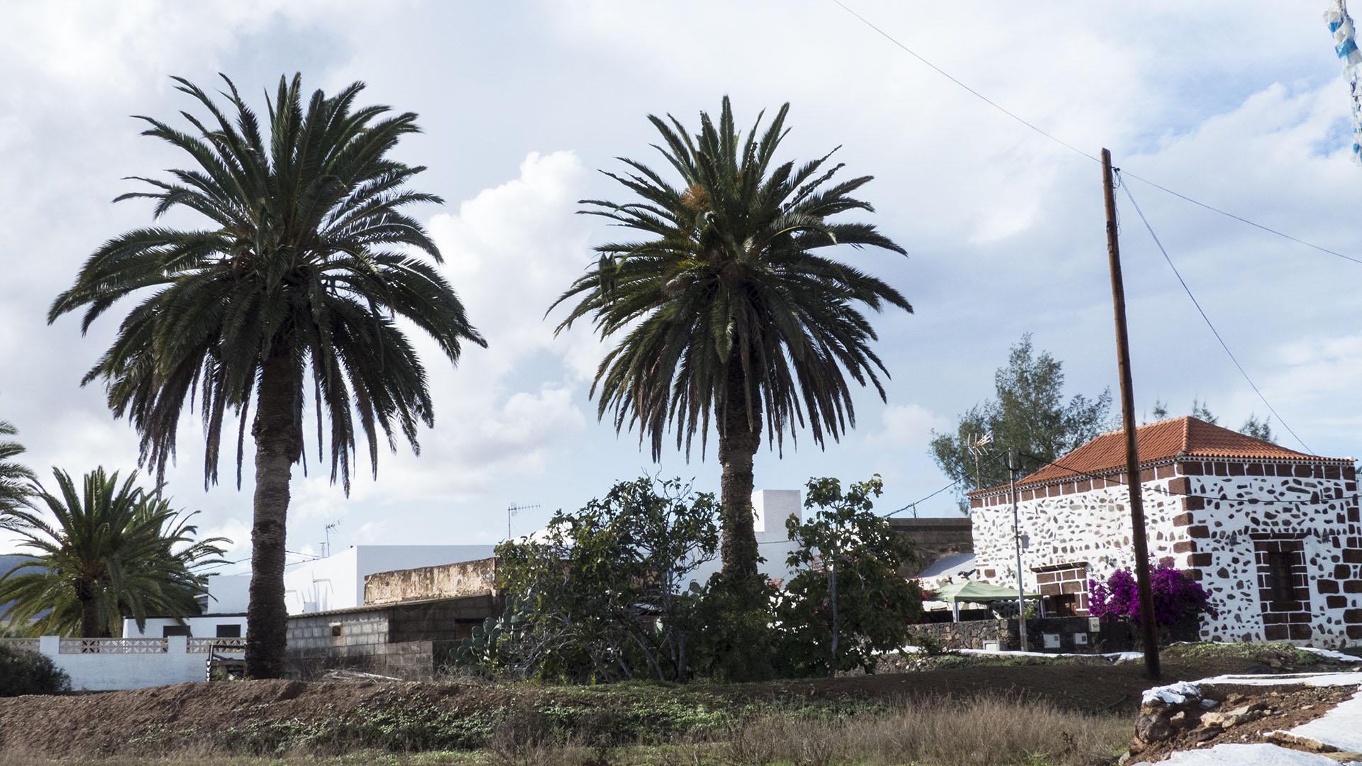 Städte und Ortschaften Fuerteventuras: Casillas del Ángel