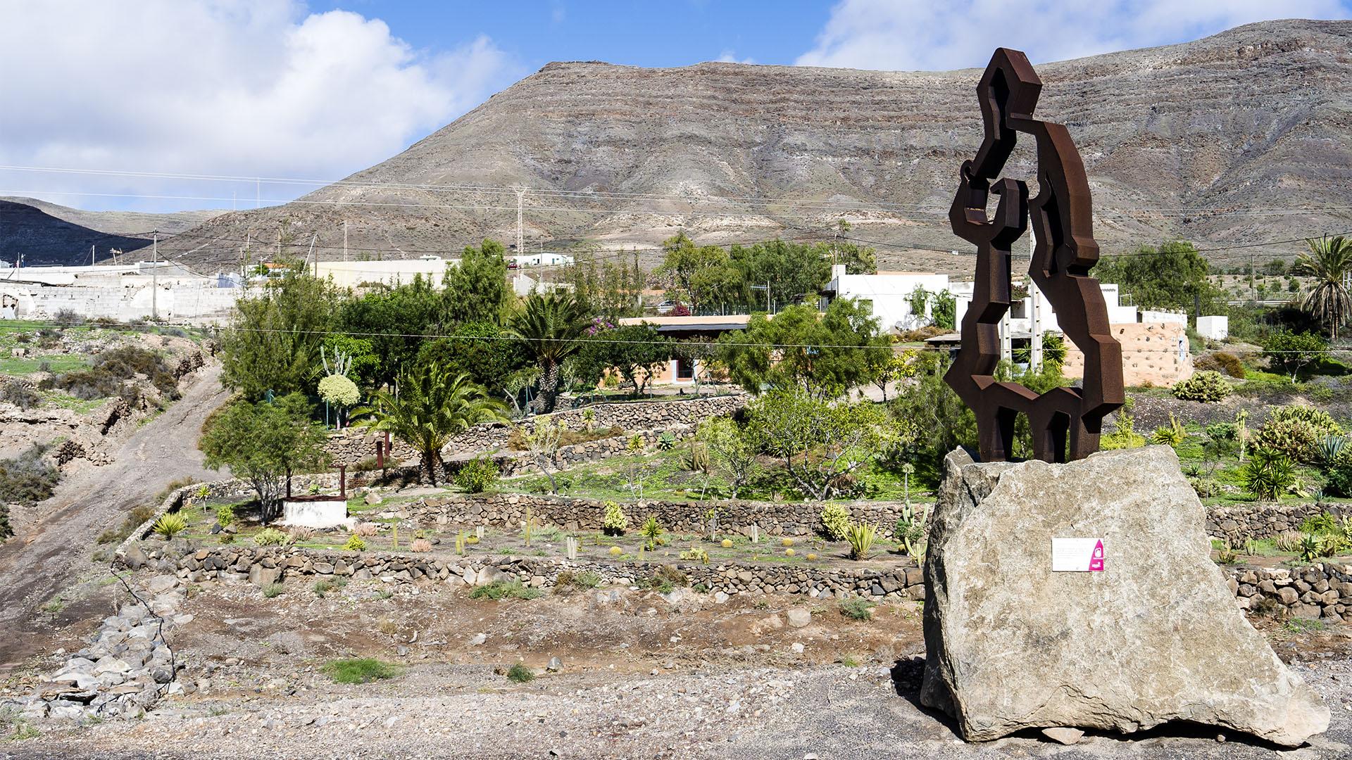 Cruces de Tesjuates bei Casillas del Ángel Fuerteventura.