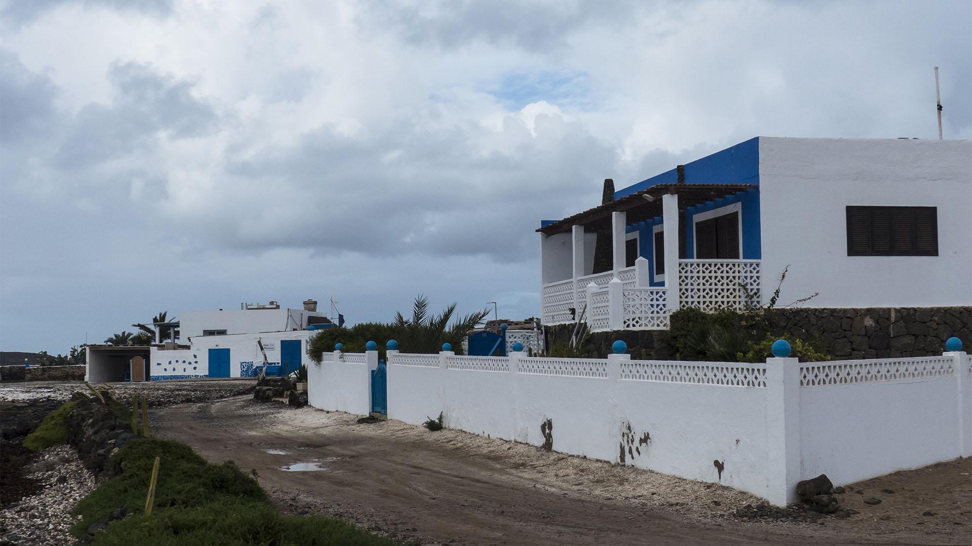 Orte Fuerteventura Nordwesten –Majanicho   El Jablito.