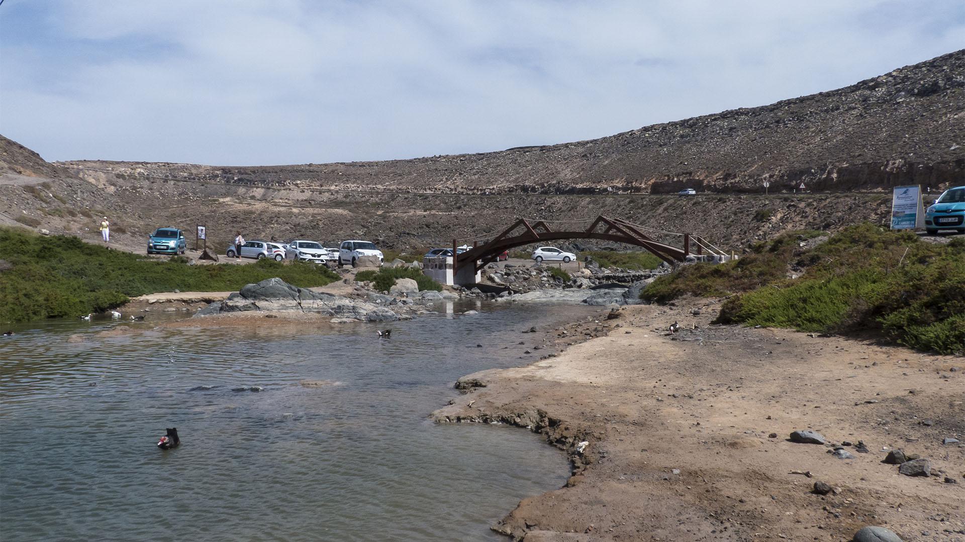 Städte und Ortschaften Fuerteventuras: Los Molinos