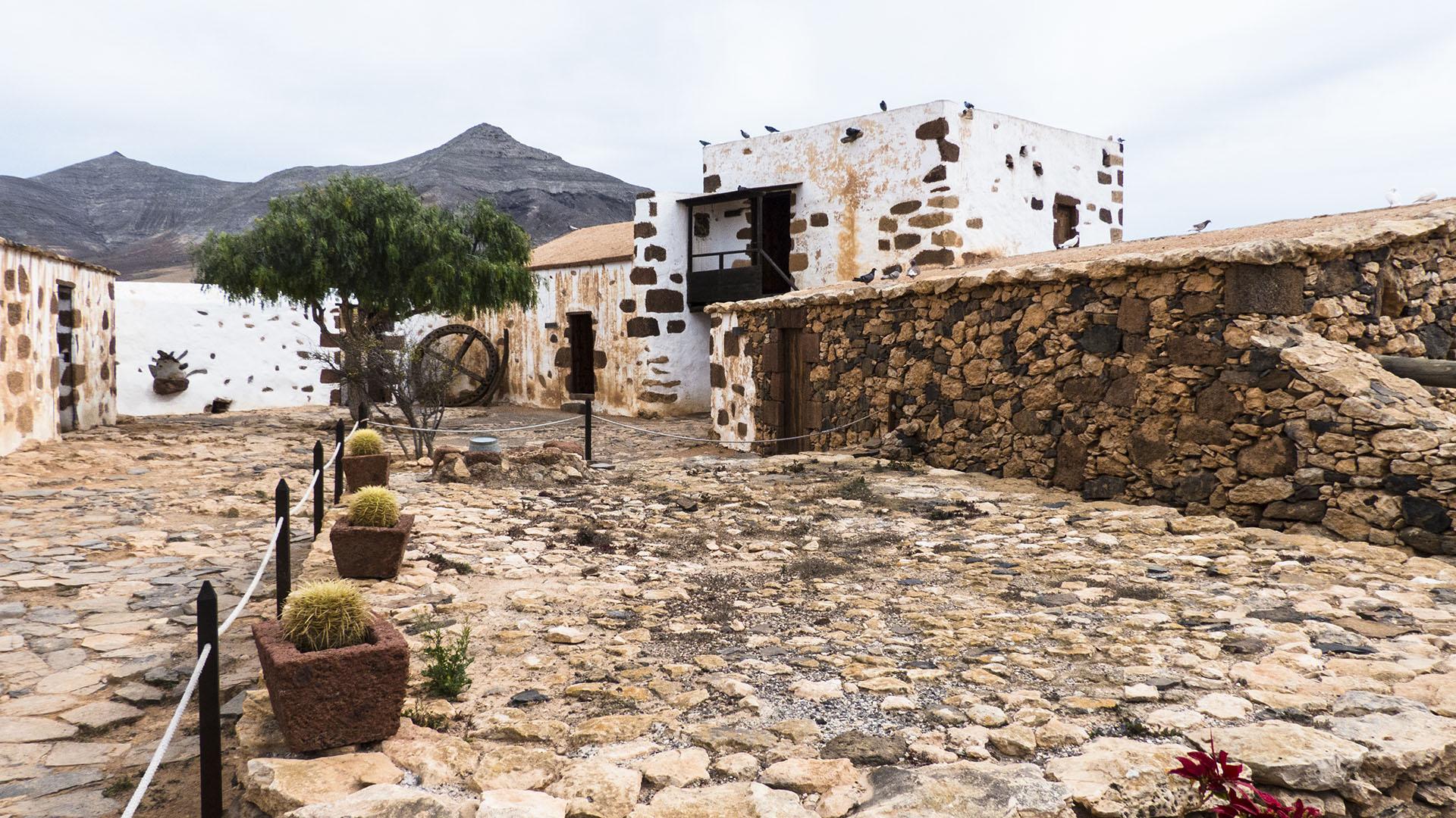 Städte und Ortschaften Fuerteventuras: Tefía