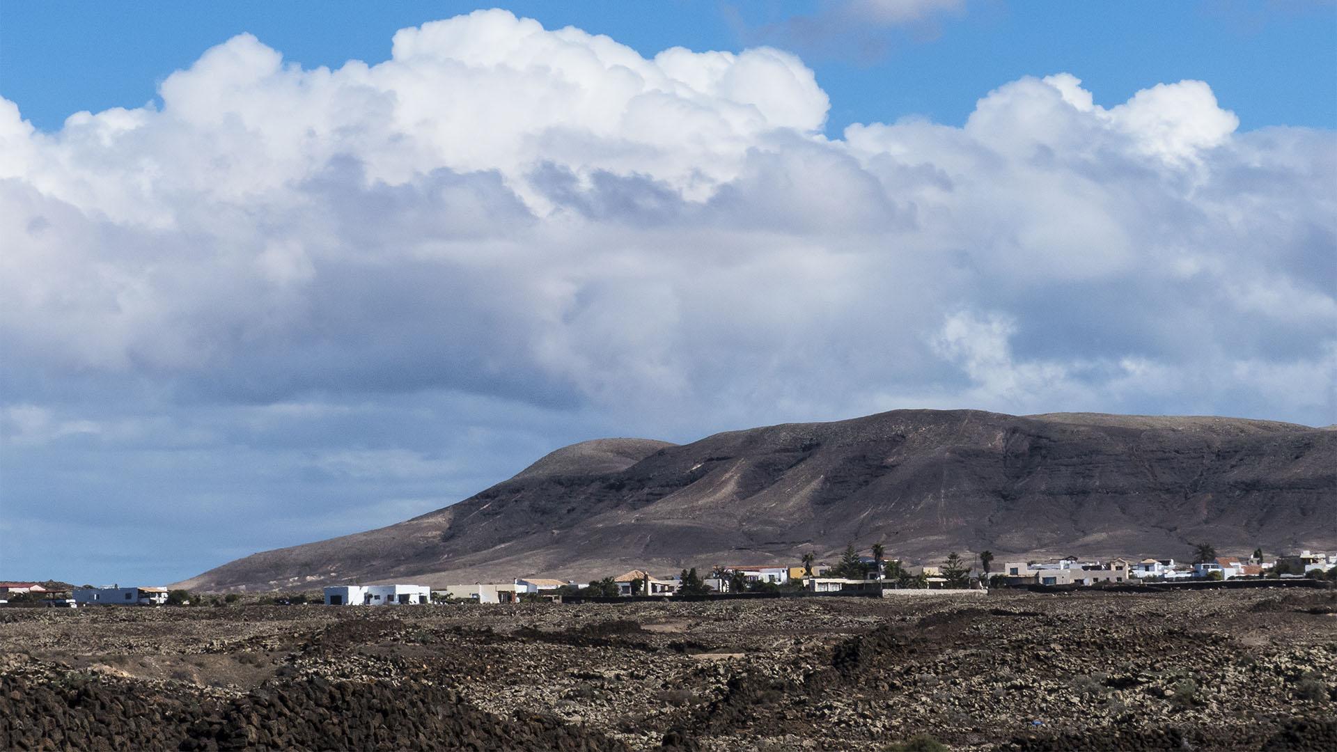 Der Ort El Roque Fuerteventura.