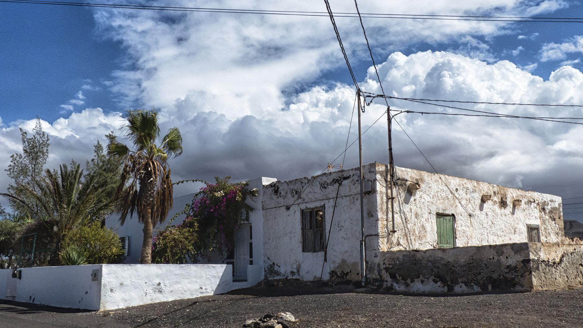 Städte und Ortschaften Fuerteventuras: El Roque