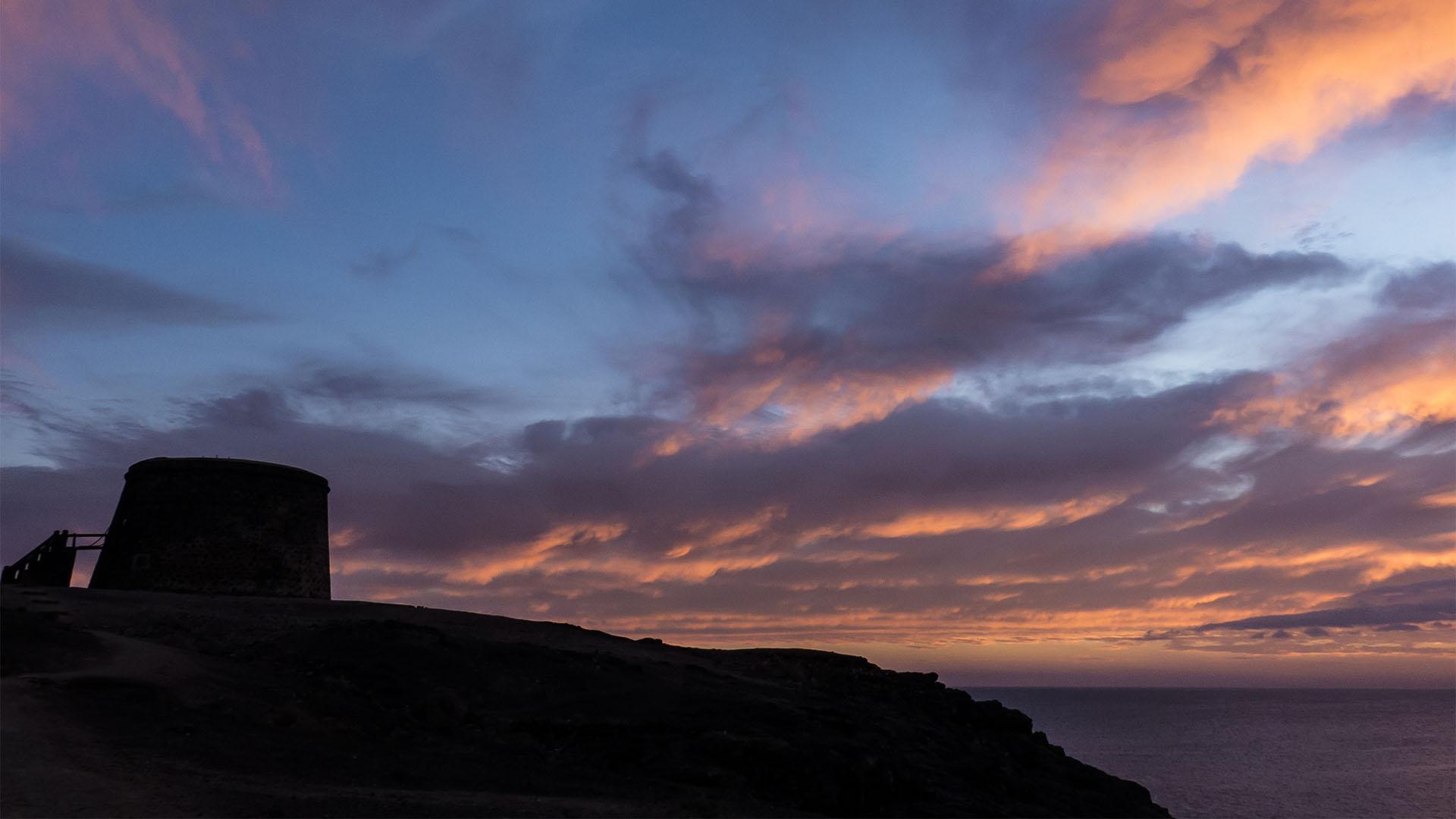 Torre de El Tostón Fuerteventura.