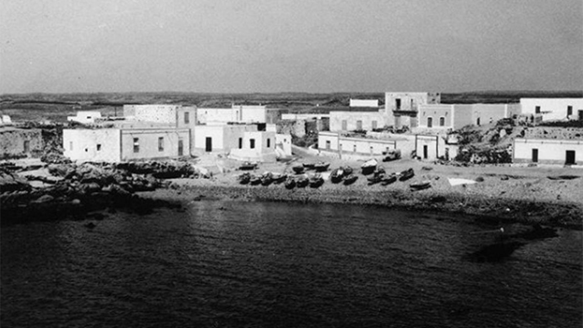 El Cotillo Fuerteventura um 1970.
