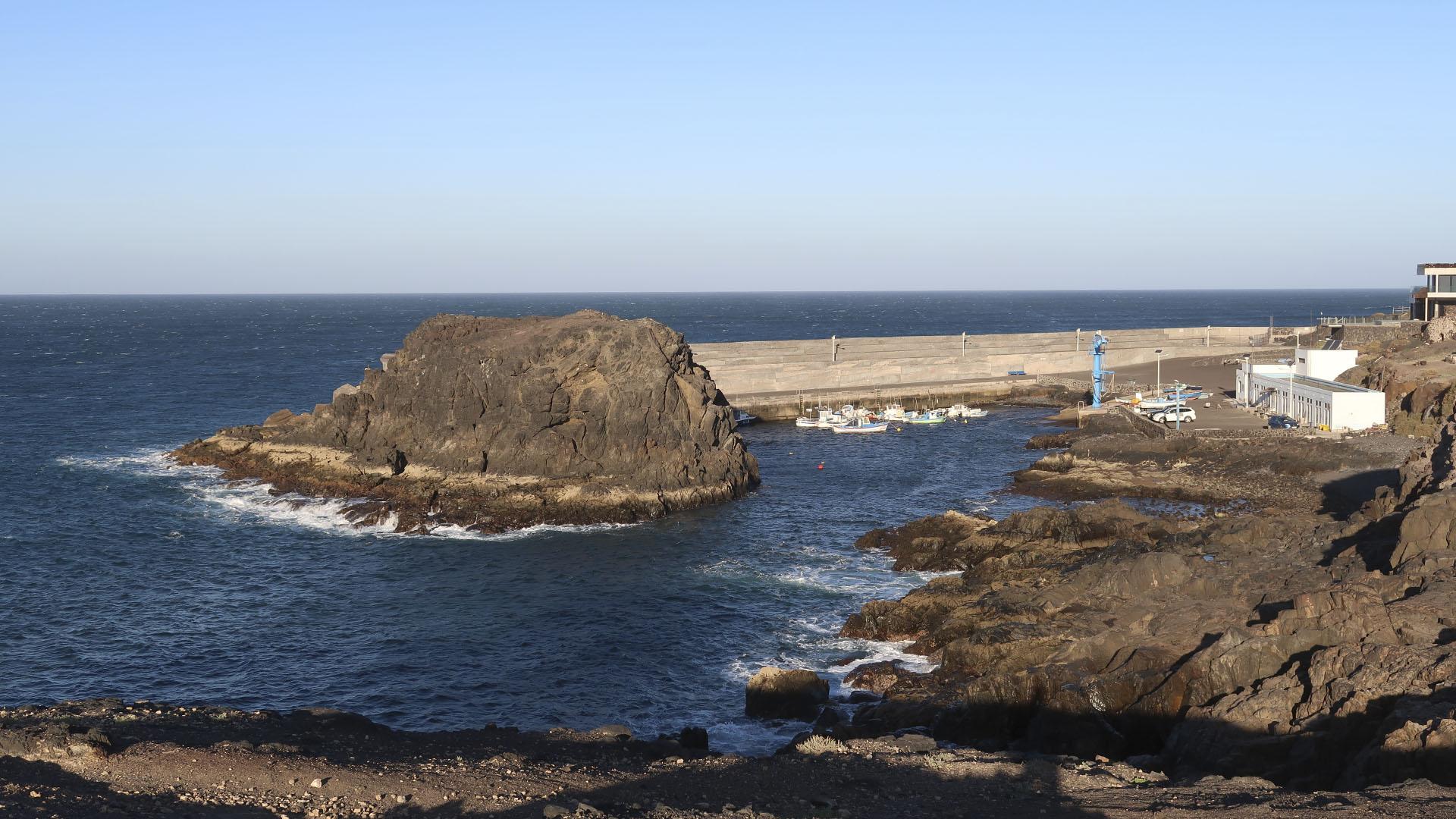 Hafen El Cotillo Fuerteventura.