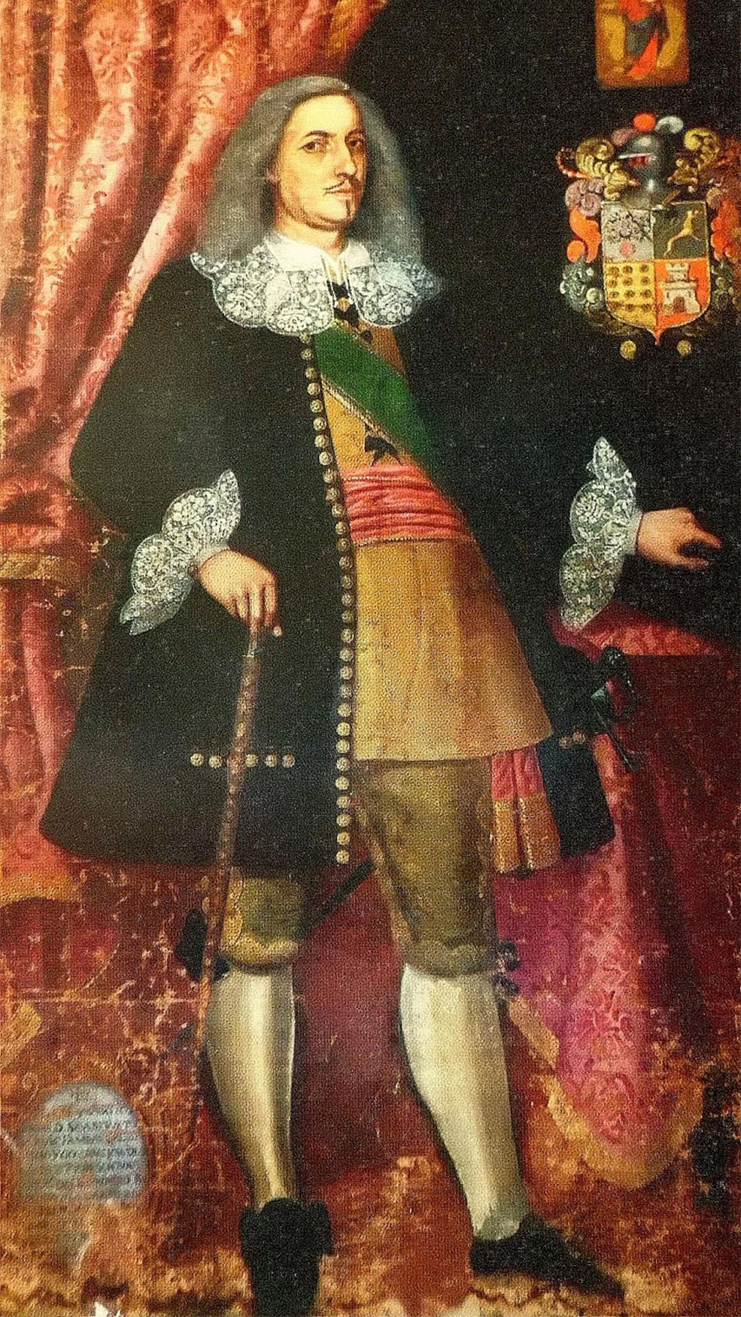 Der Stifter der Ermita Virgen del Buen Viaje El Cotillo Fuerteventura: Sergeant Major Sebastian Trujillo Ruiz.
