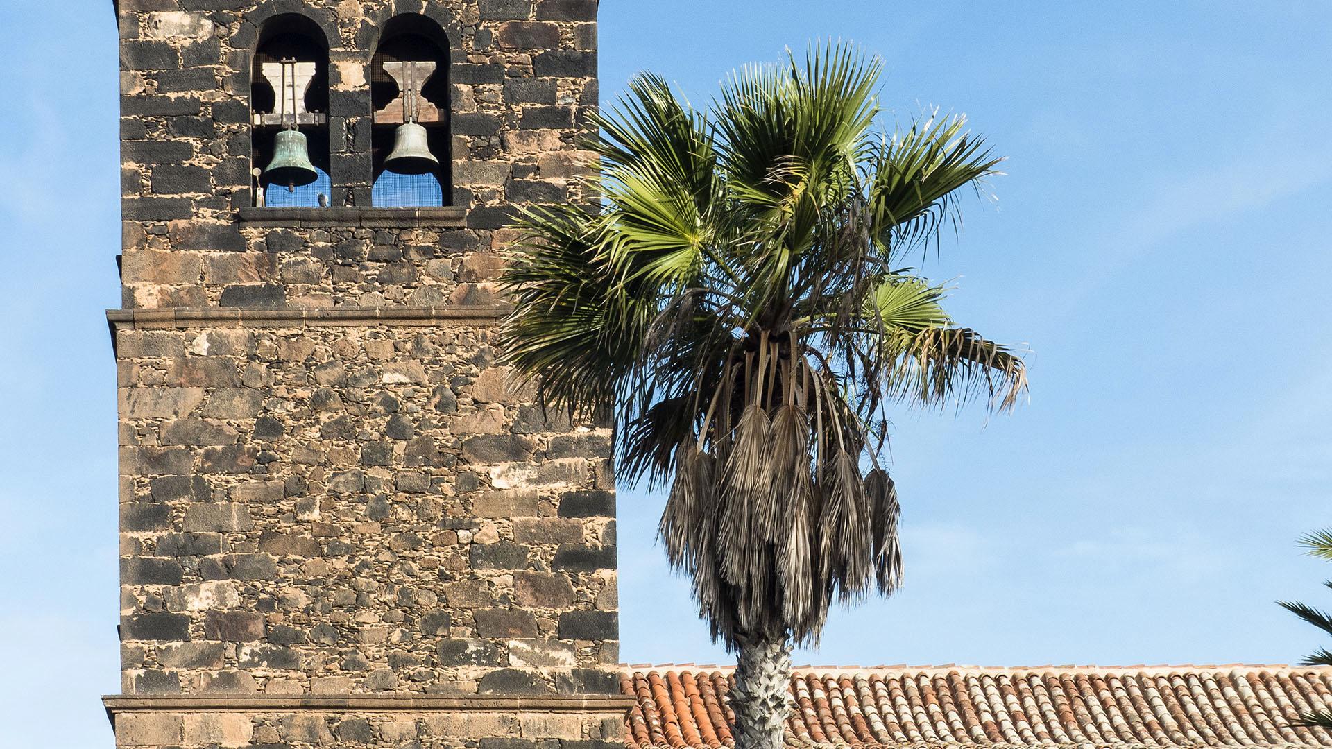 Städte und Ortschaften Fuerteventuras: La Oliva
