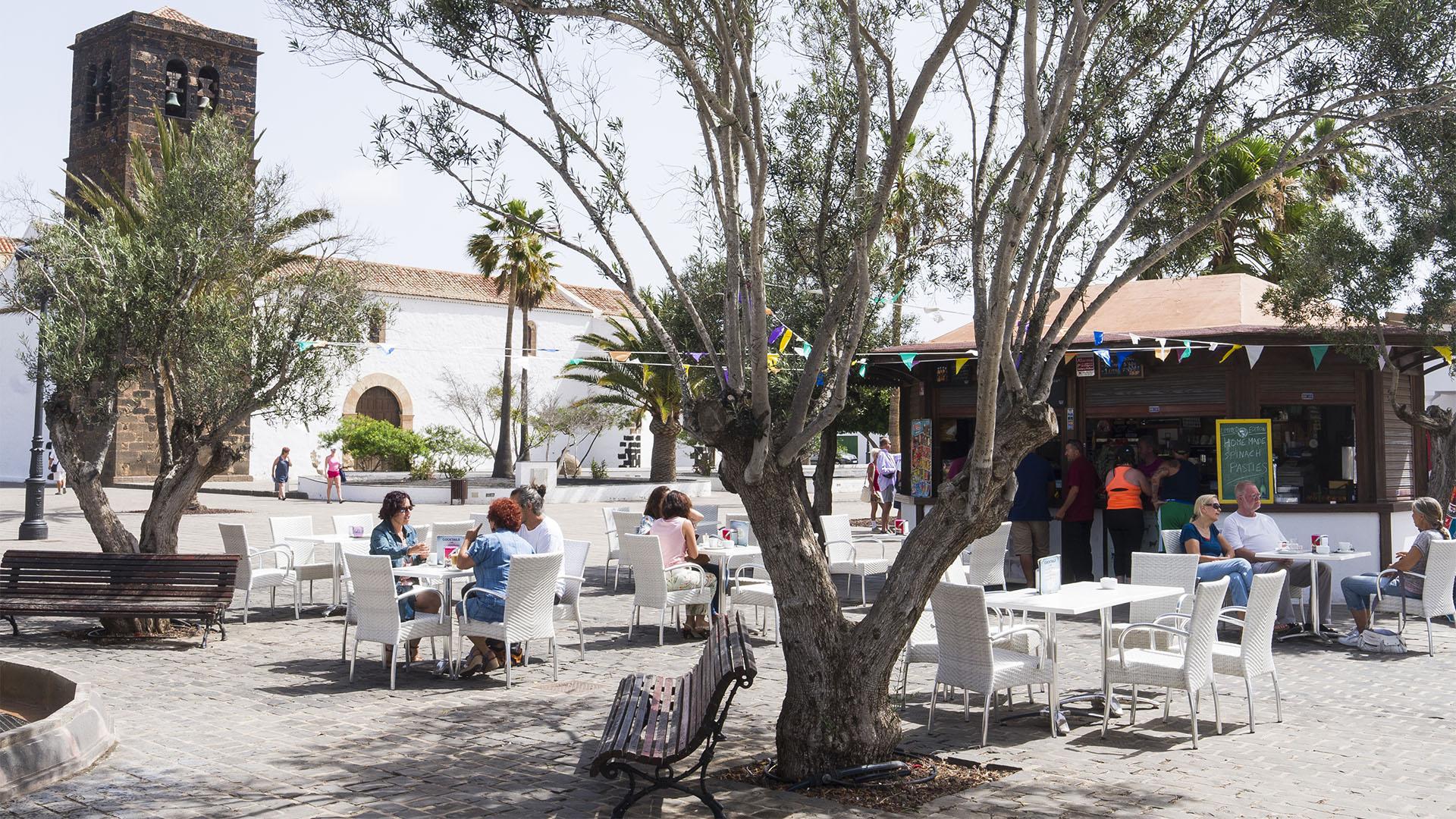 Gastronomie Fuerteventura: El Kiosko La Oliva La Oliva