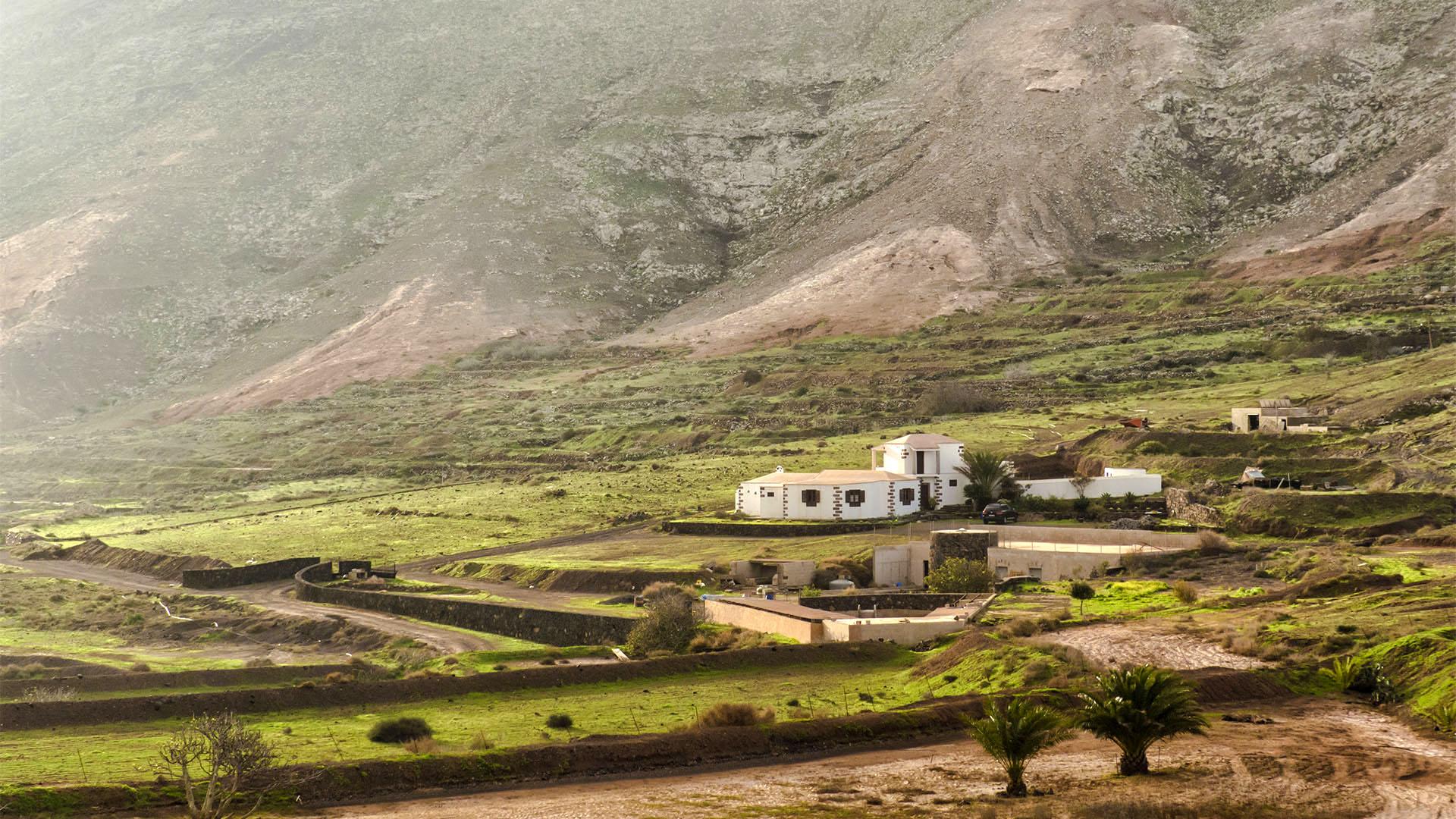Städte und Ortschaften Fuerteventuras: Vallebrón.