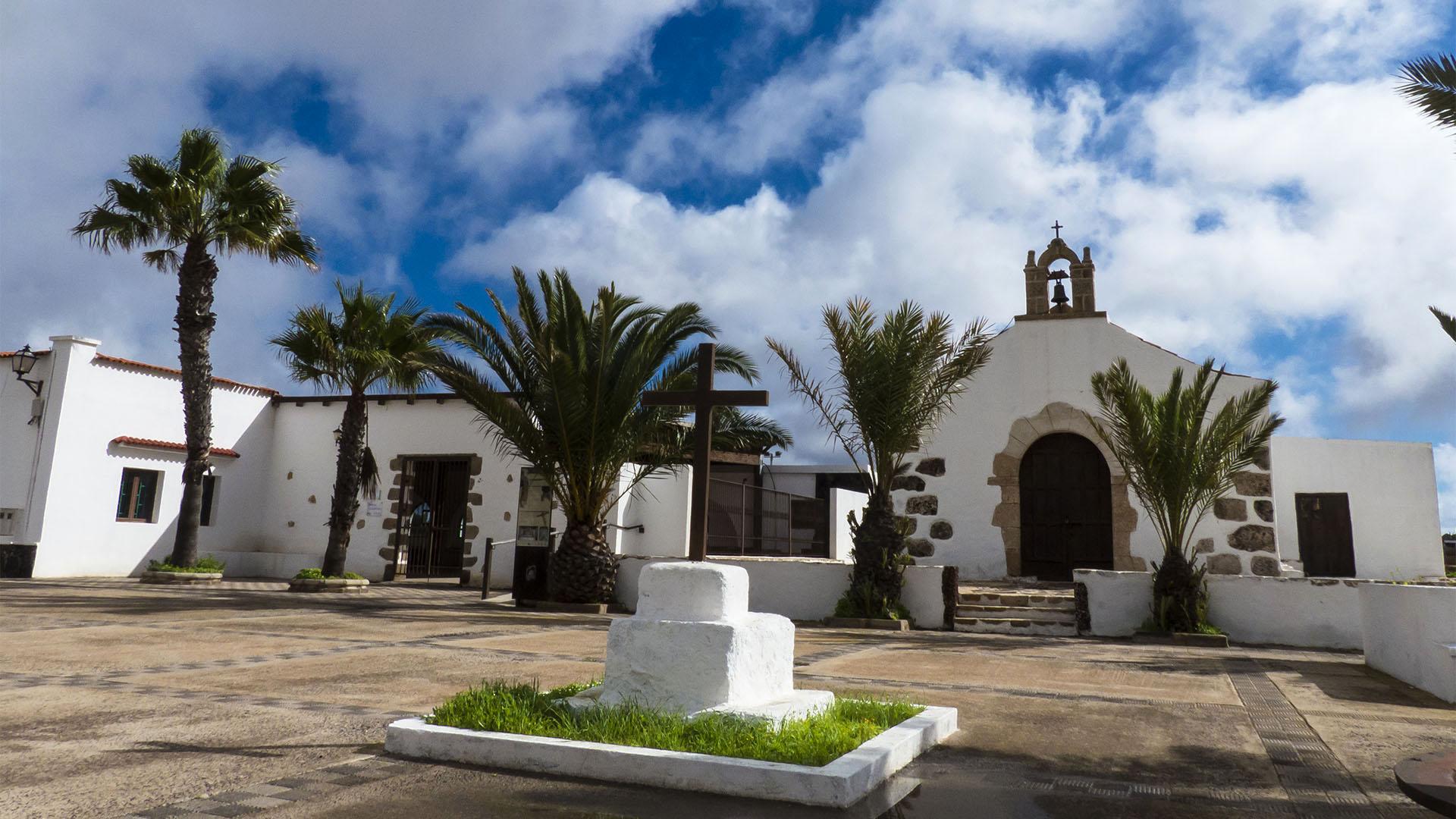 Städte und Ortschaften Fuerteventuras: La Matilla