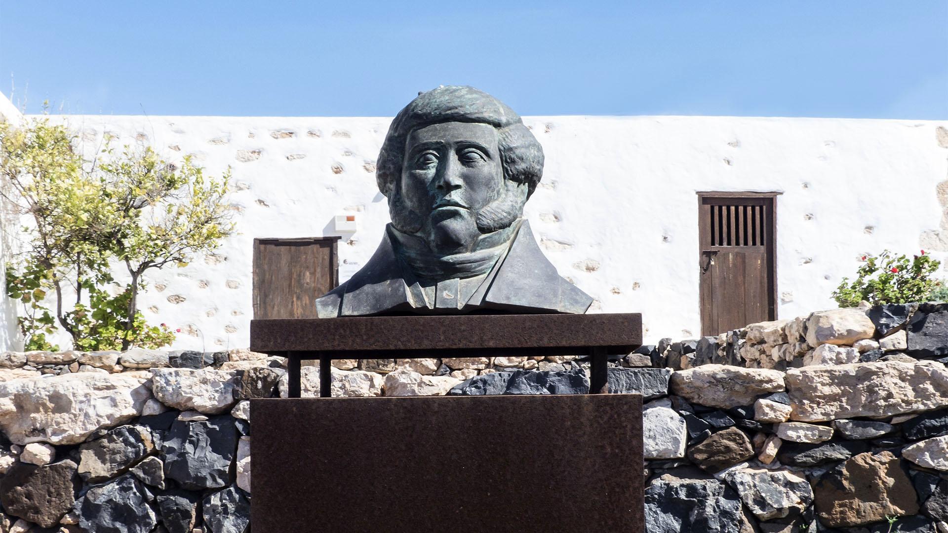 Städte und Ortschaften Fuerteventuras: Ampuyenta