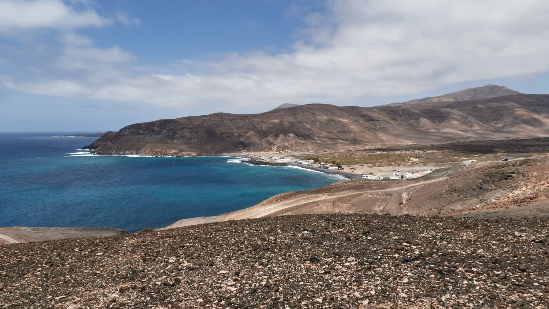 Pozo Negro Fuerteventura.