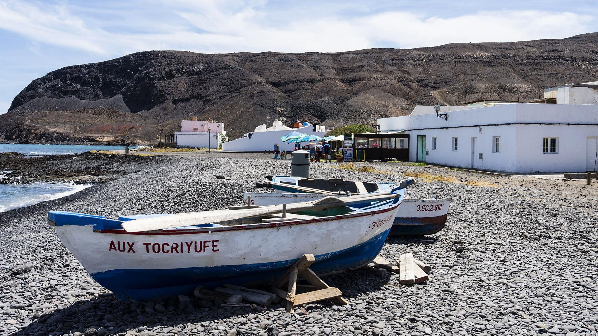 Städte und Ortschaften Fuerteventuras: Pozo Negro