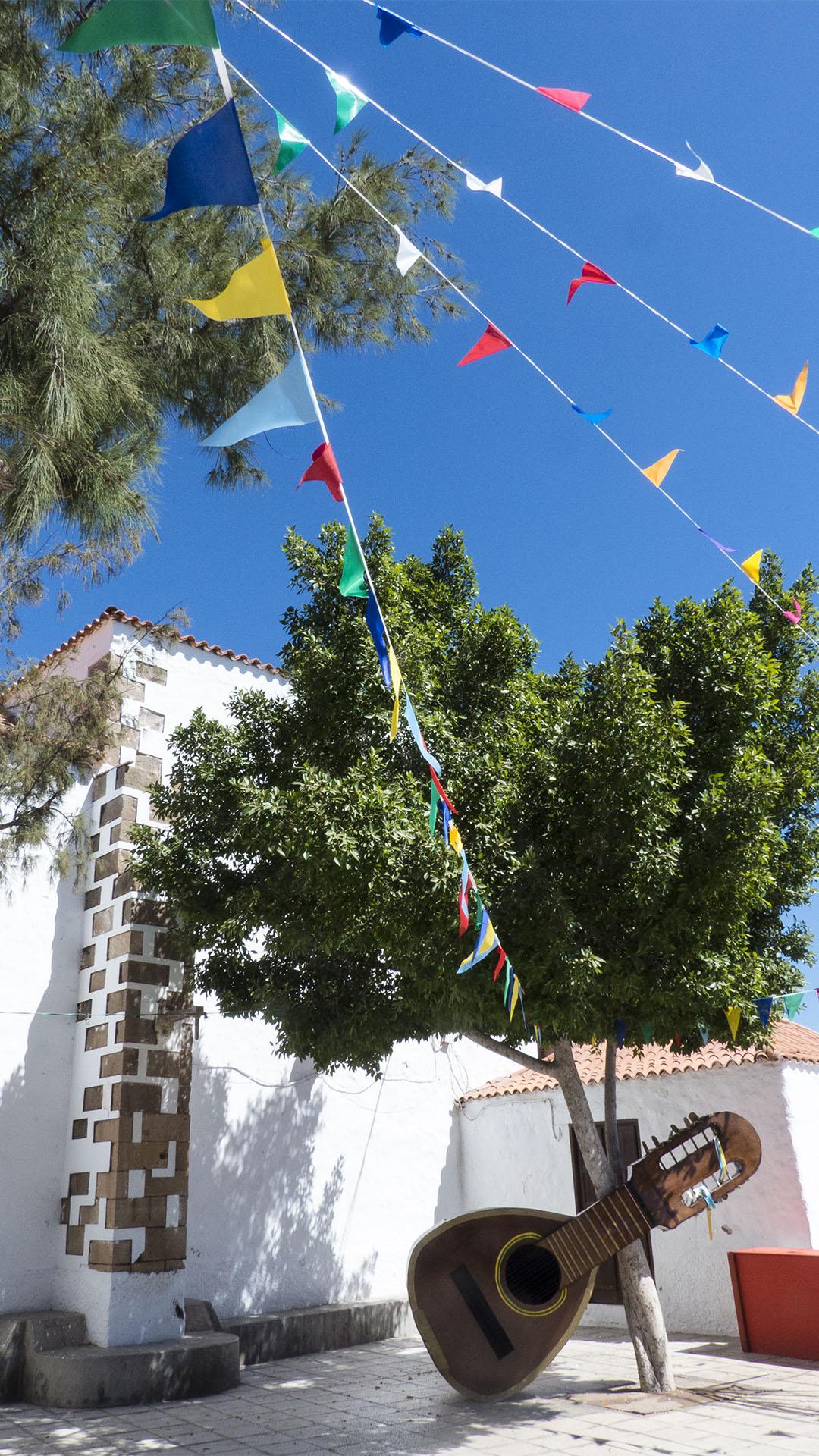 Städte und Ortschaften Fuerteventuras: Tiuneje