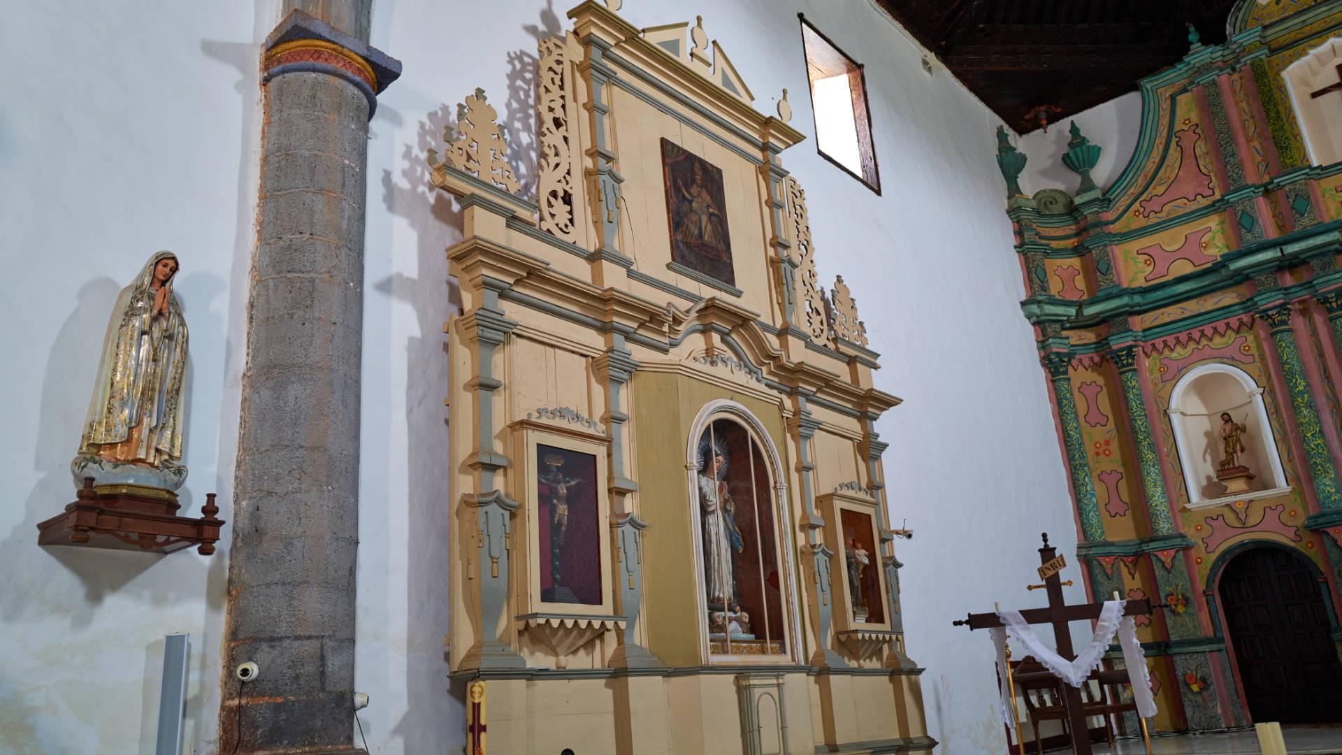 Iglesia Nuestra Señora de la Antigua Fuerteventura.