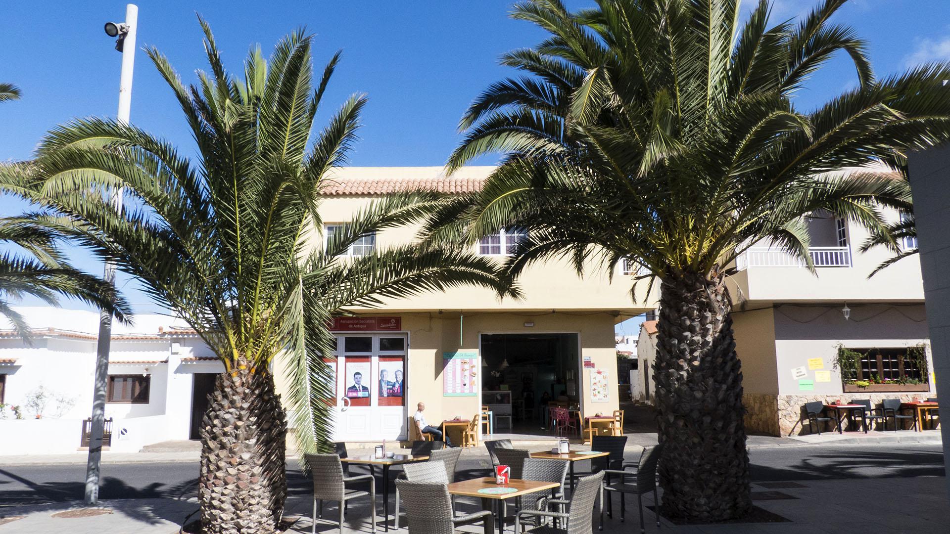 Städte und Ortschaften Fuerteventuras: Antigua