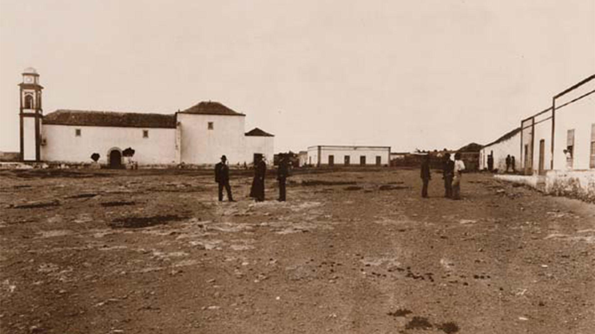 Antigua Fuertventura 1890.