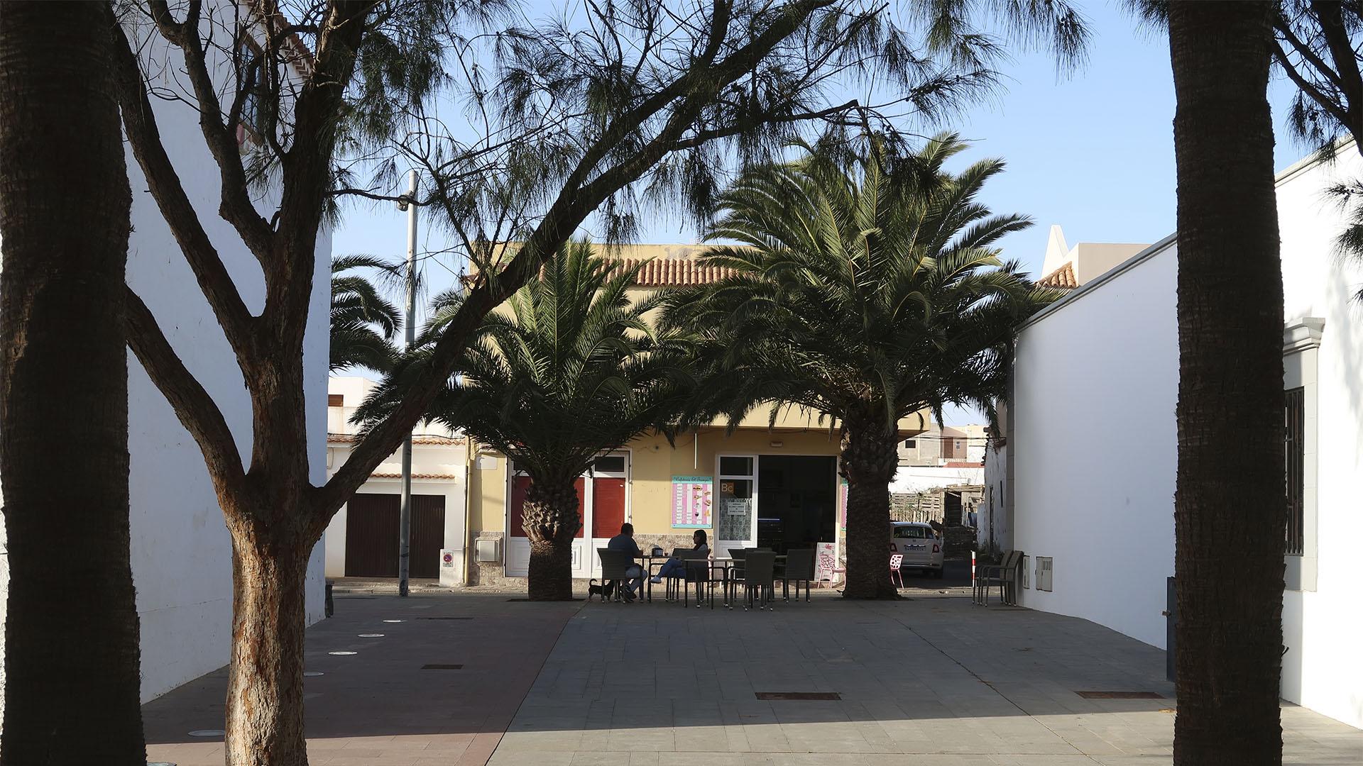 Der Ort Antigua auf Fuerteventura.