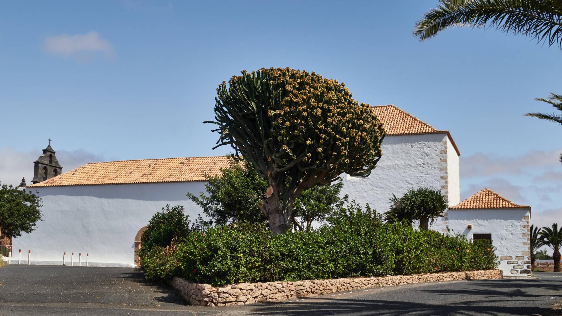 Ermita de San Roque Valles de Ortega Fuerteventura.