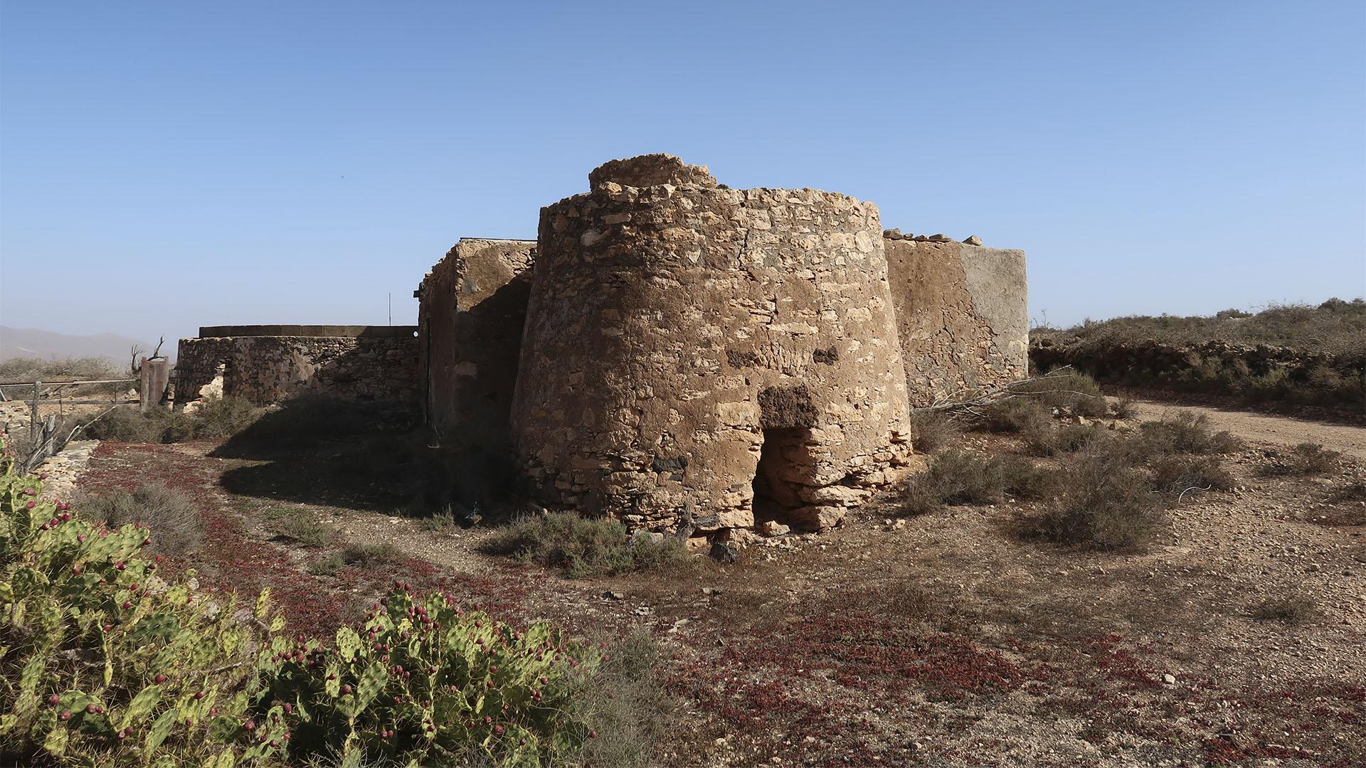 Kalköfen Valles de Ortega Fuerteventura.