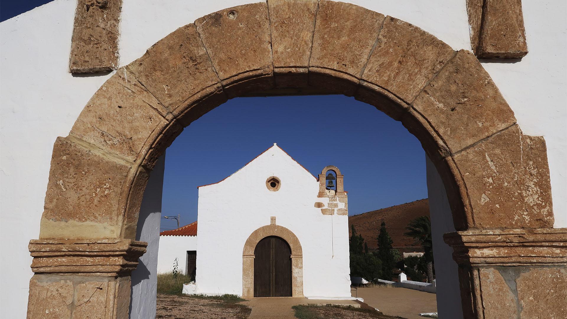 Der Ort Agua de Bueyes Fuerteventura.