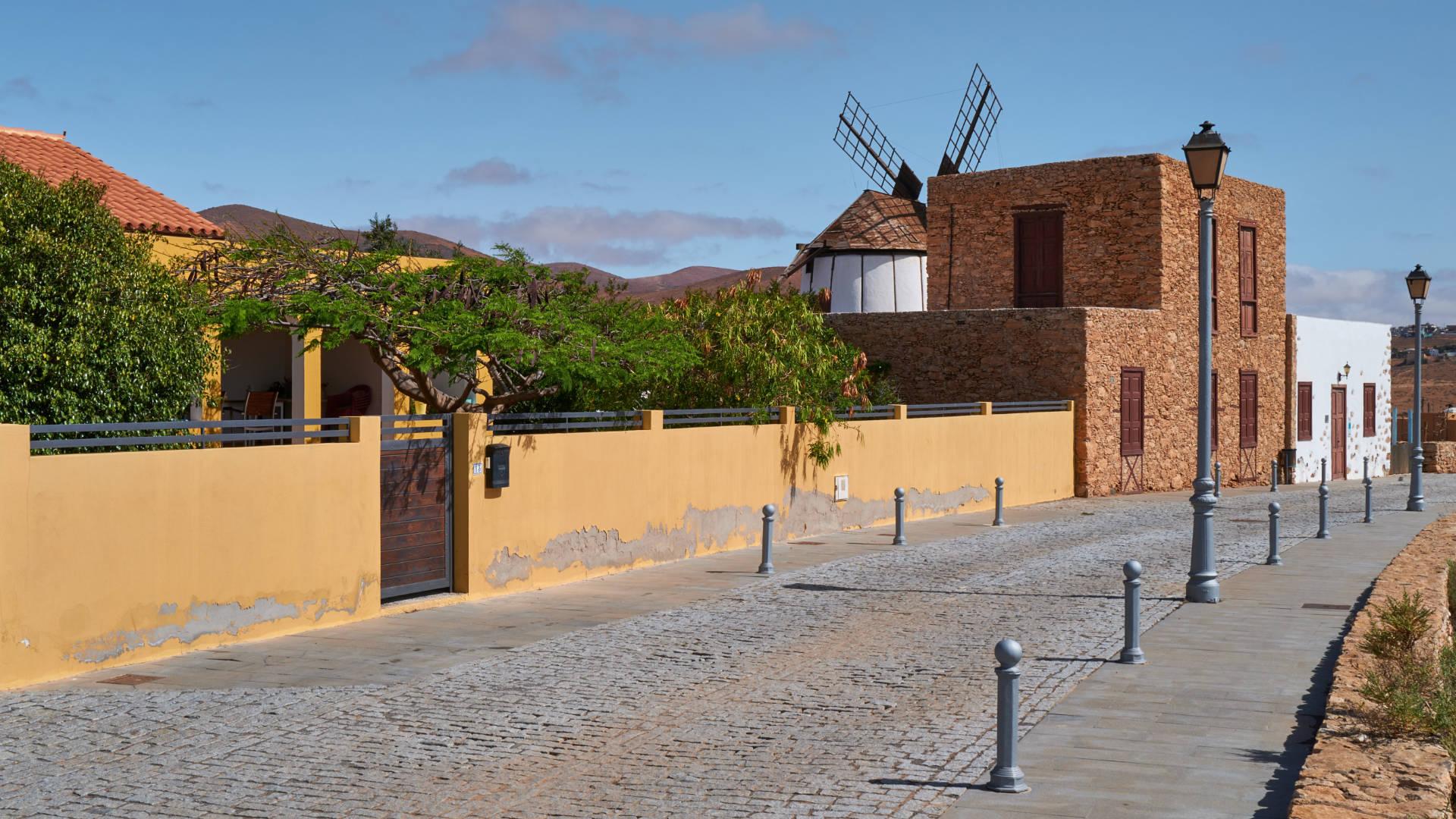 """Mühlenmuseum """"Los Molinos"""" Tiscamanita Fuerteventura."""