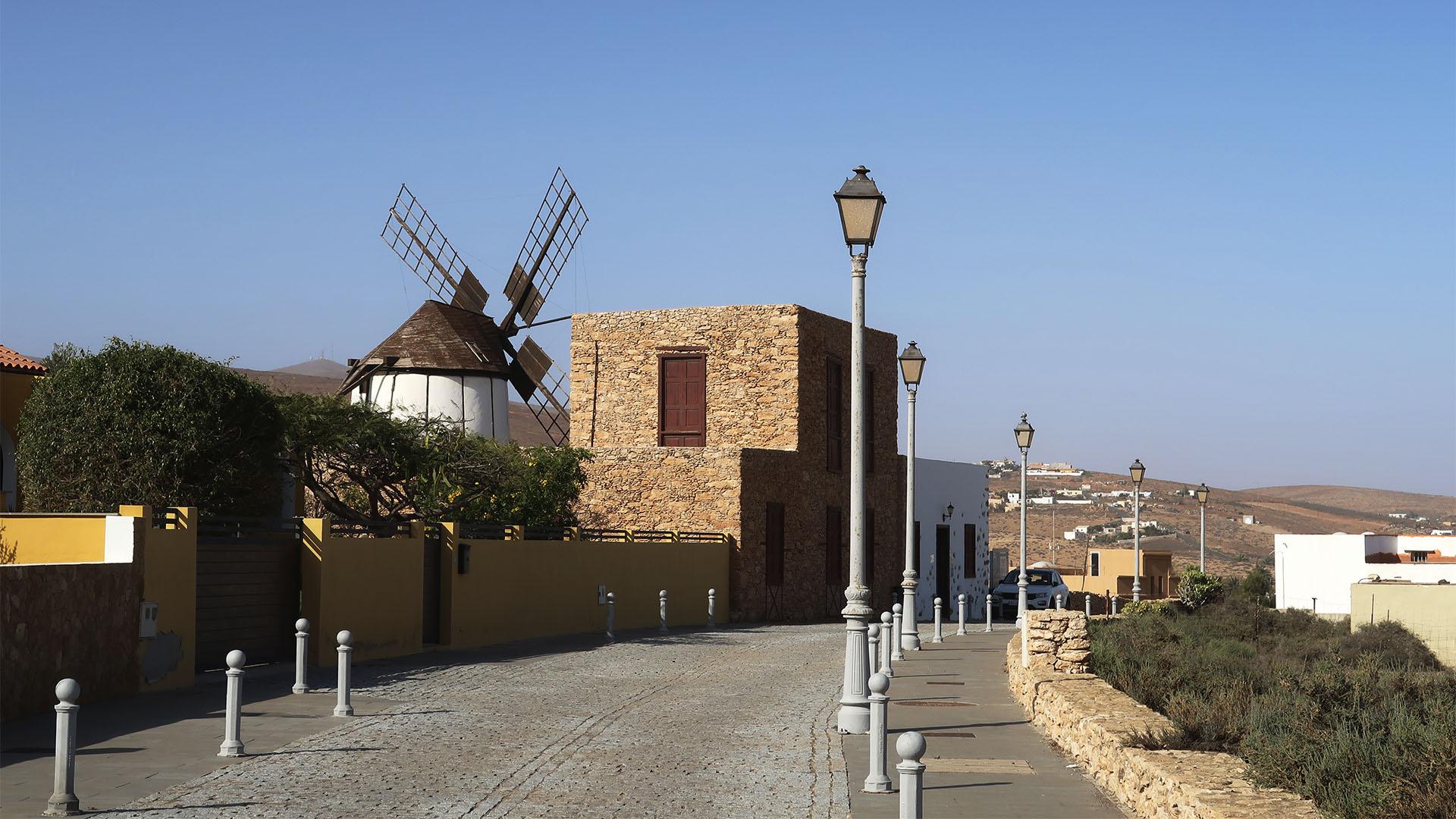 Mühlenmuseum Tiscamanita Fuerteventura.